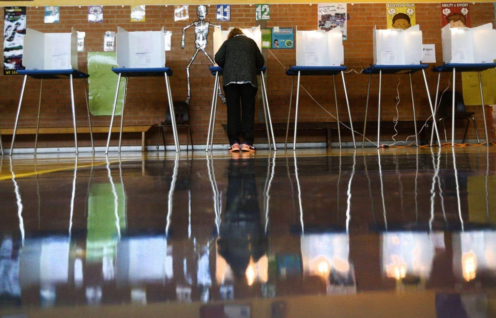 La législature du Texas dominée par les républicains avait adopté des changements à la carte électorale en 2011.