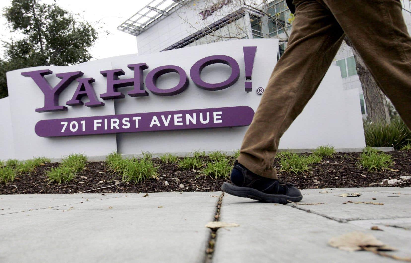 Yahoo! a dû réduire son prix de vente à la suite de la révélation de piratages massifs.