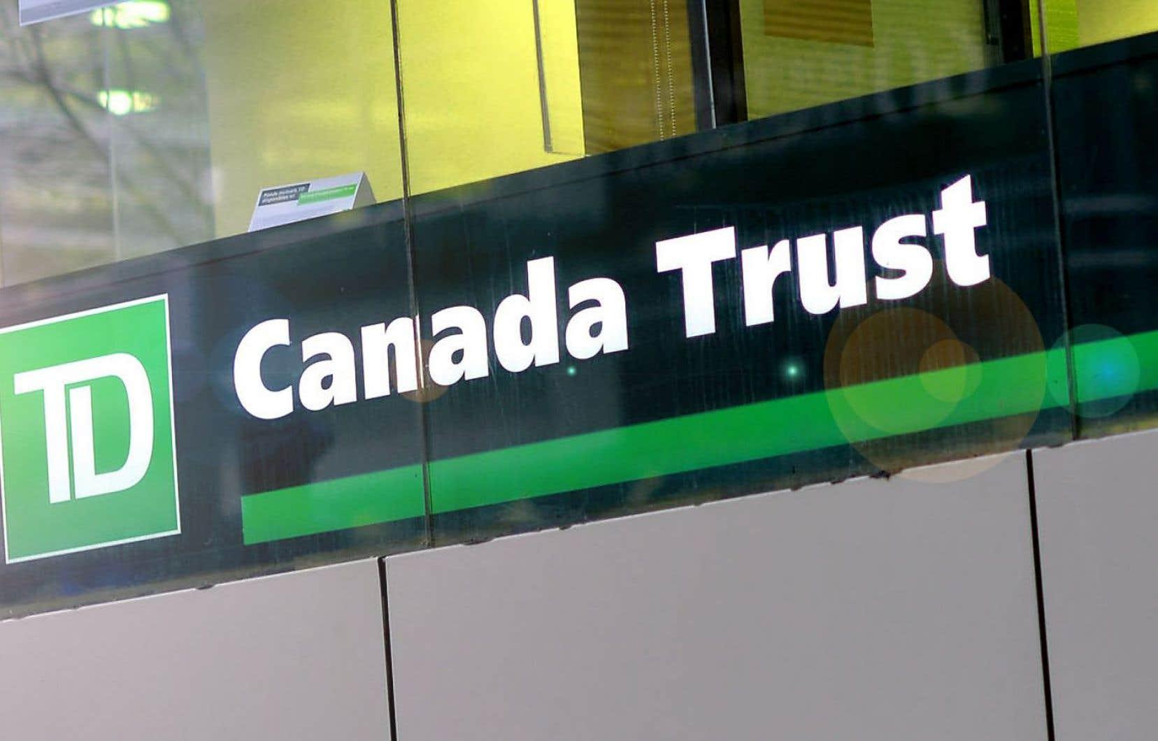 La banque TD est plongée dans une convtroverse concernant certaines pratiques de ses employés.