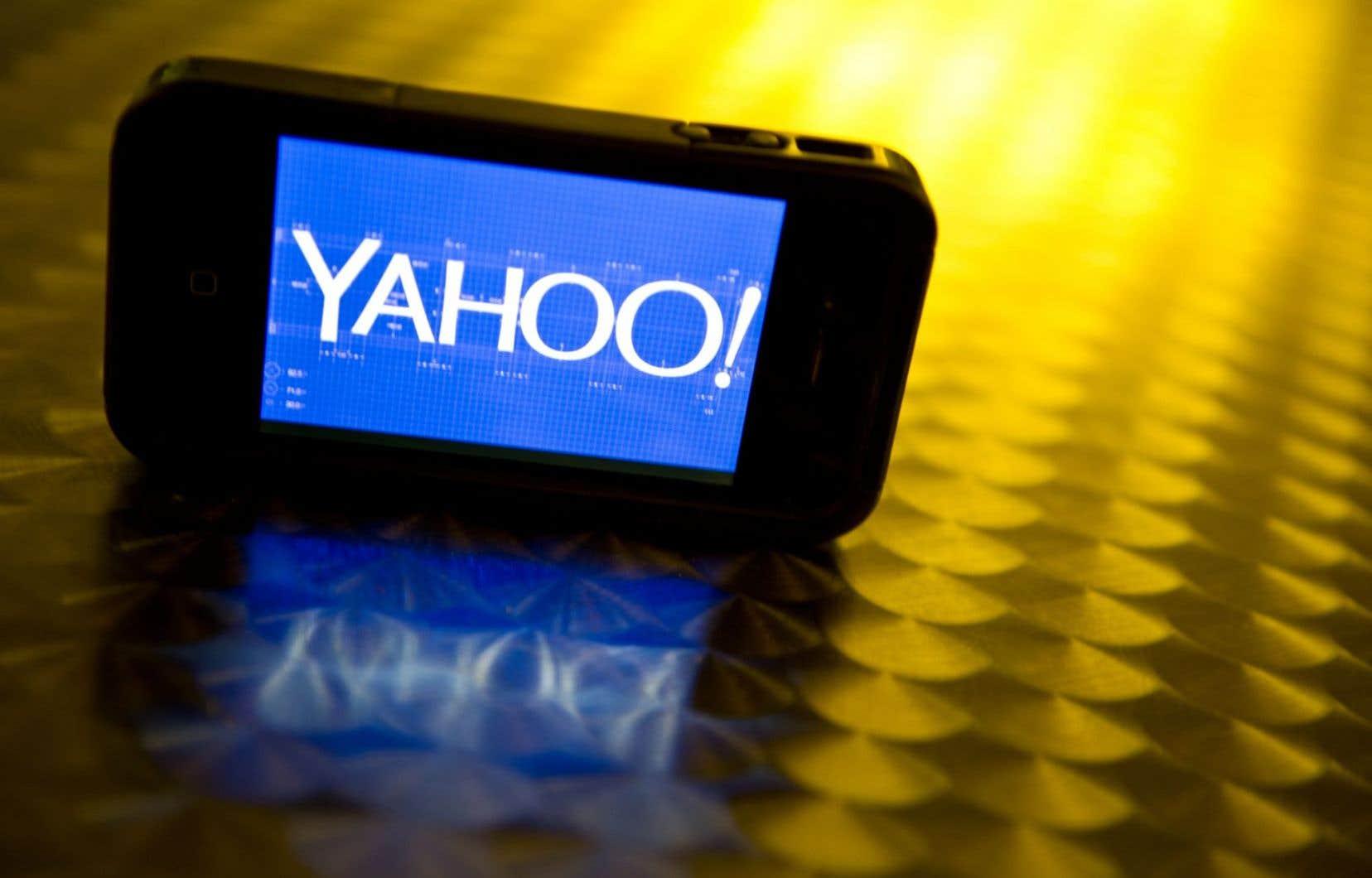 Les comptes de nombreux abonnés de Yahoo avaient été piratés en 2014.