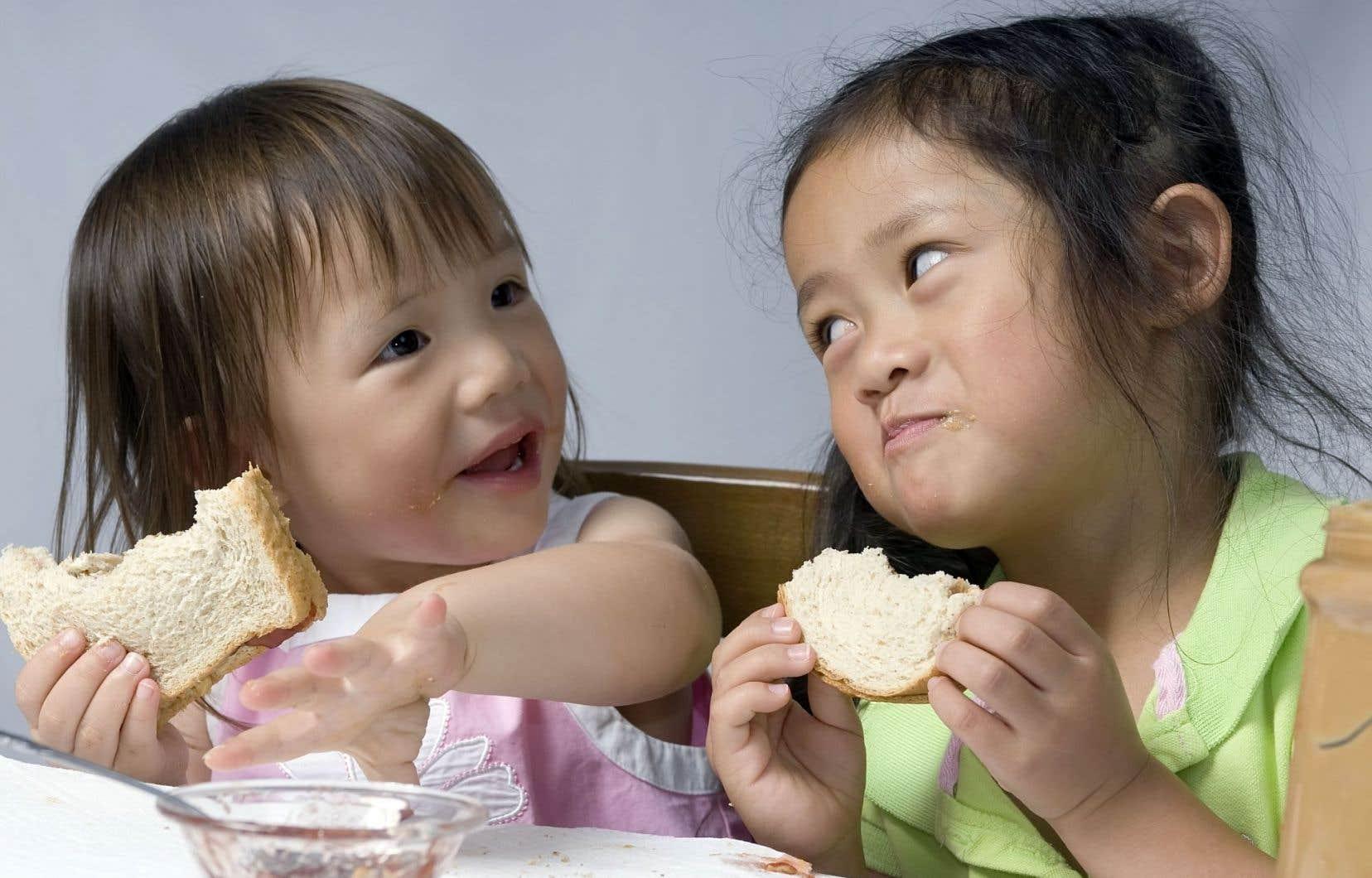 Environ 40000 enfants souffrant d'allergies alimentaires fréquentent les écoles primaires du Québec.