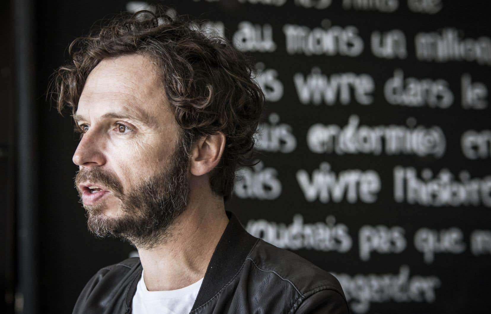 Le réalisateur Sébastien Pilote tournera «La disparition des lucioles» dans quelques mois.