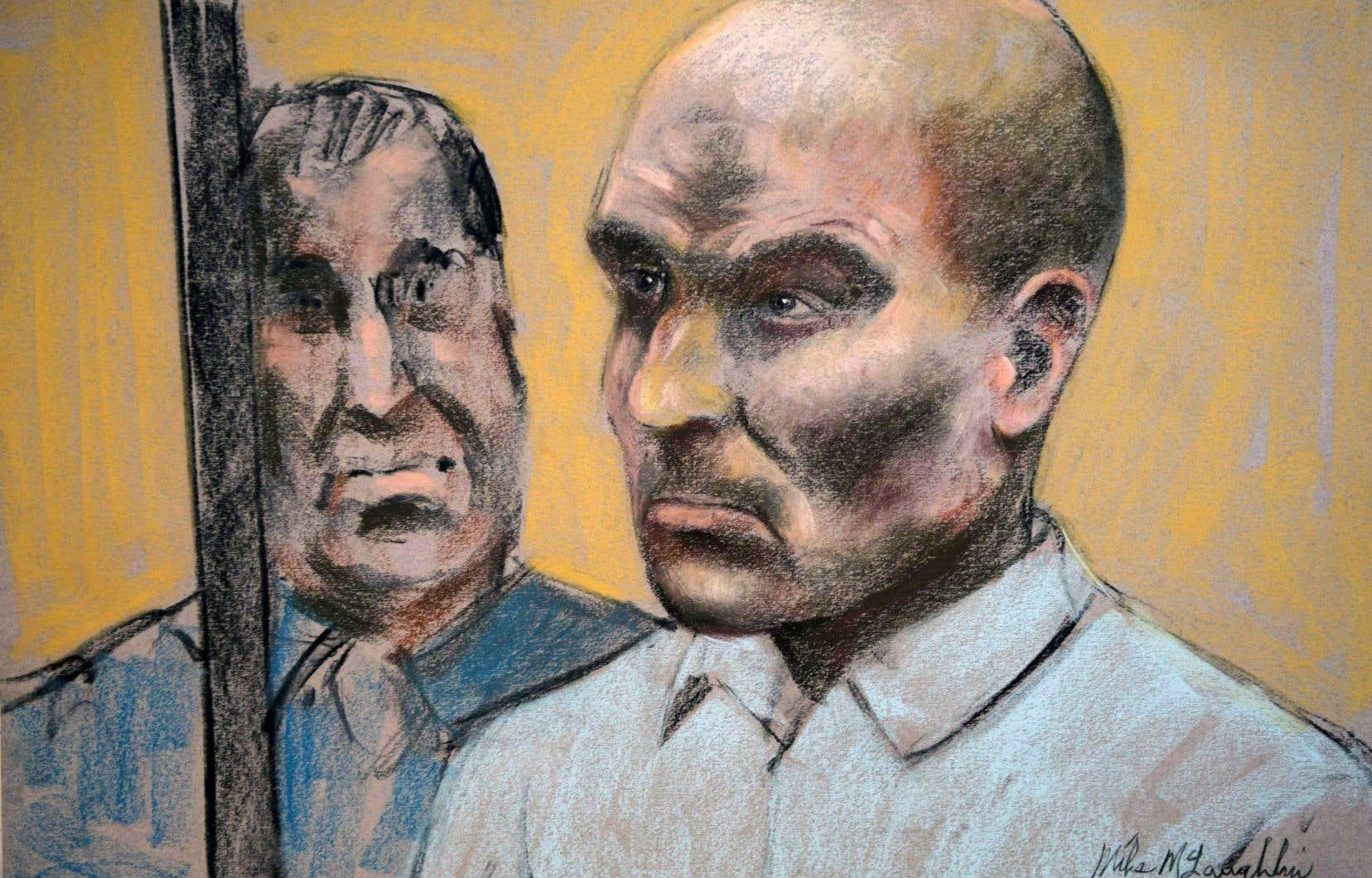La soeur de Bertrand Charest a été le seul témoin entendu le lundi 20 mars au procès, à Saint-Jérôme.