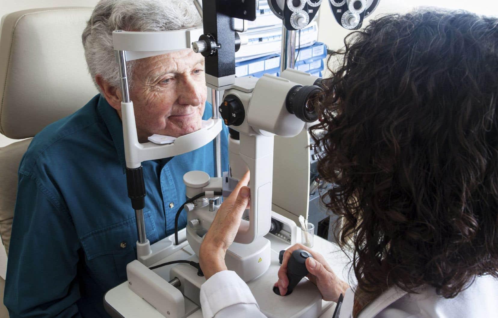 C'est la troisième fois que l'Institut de l'oeil des Laurentides fait l'objet d'une enquête de la RAMQ.