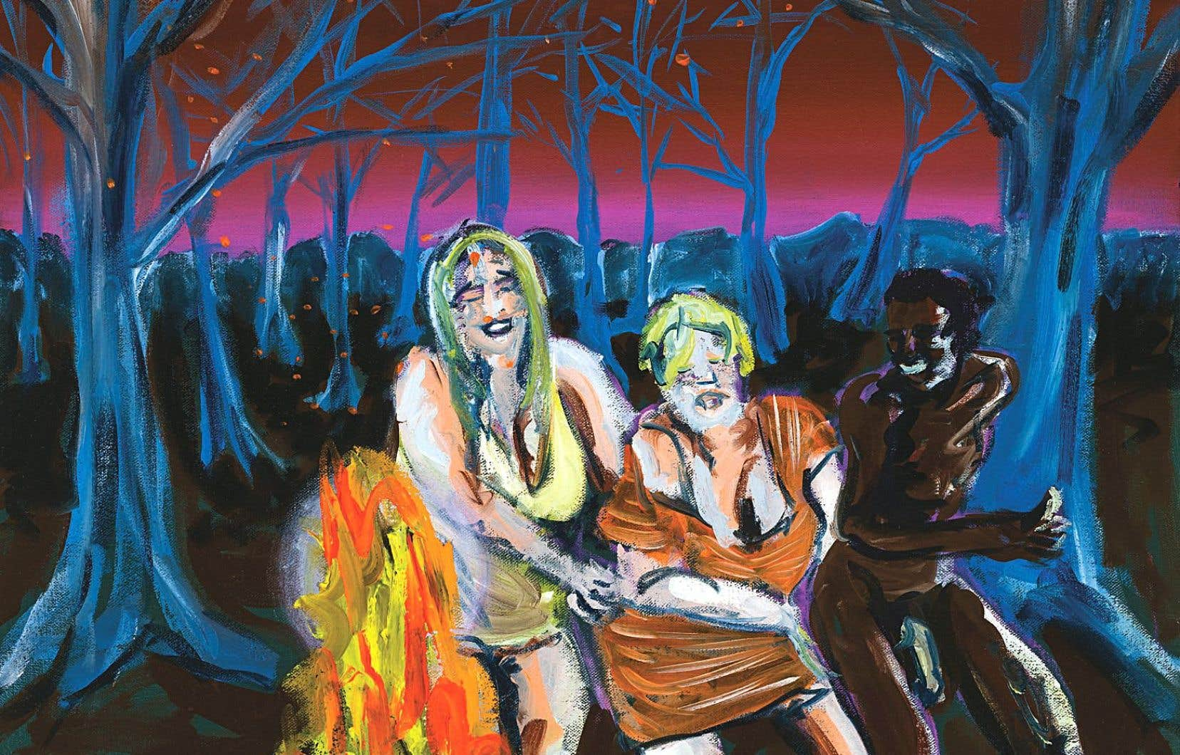 «Paradise Liebe», Christian Messier, 2016