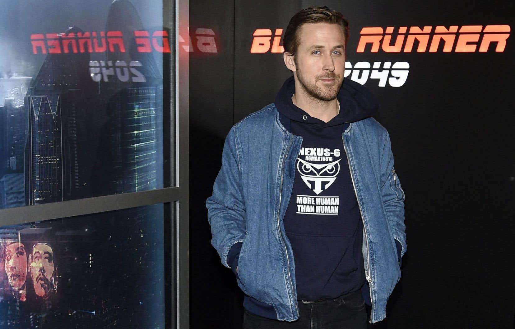 L'acteur Ryan Gosling
