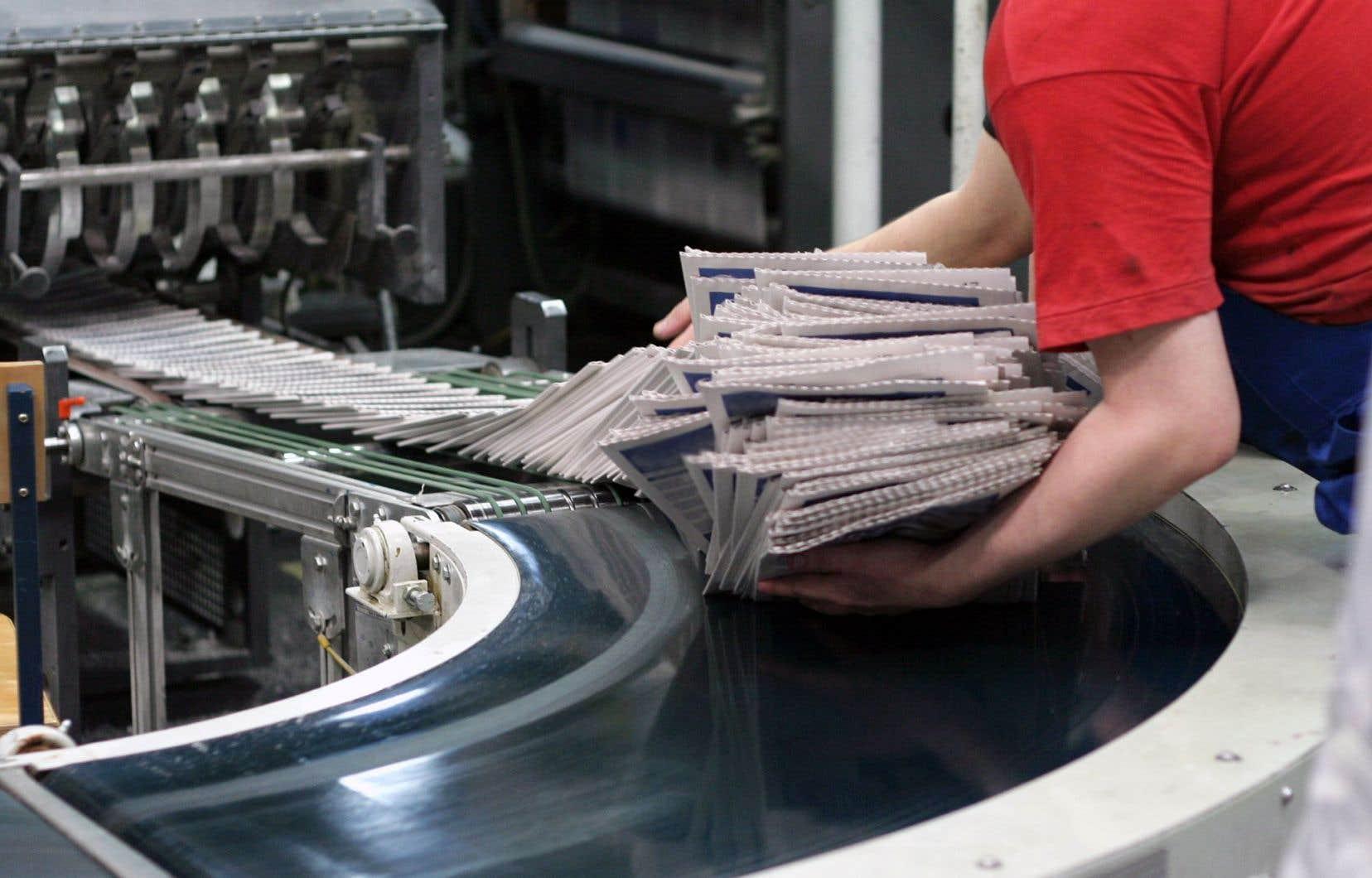 La Coalition pour la pérennité de la presse d'information, qui regroupe 178 journaux, estime que les sommes promises sont insuffisantes.
