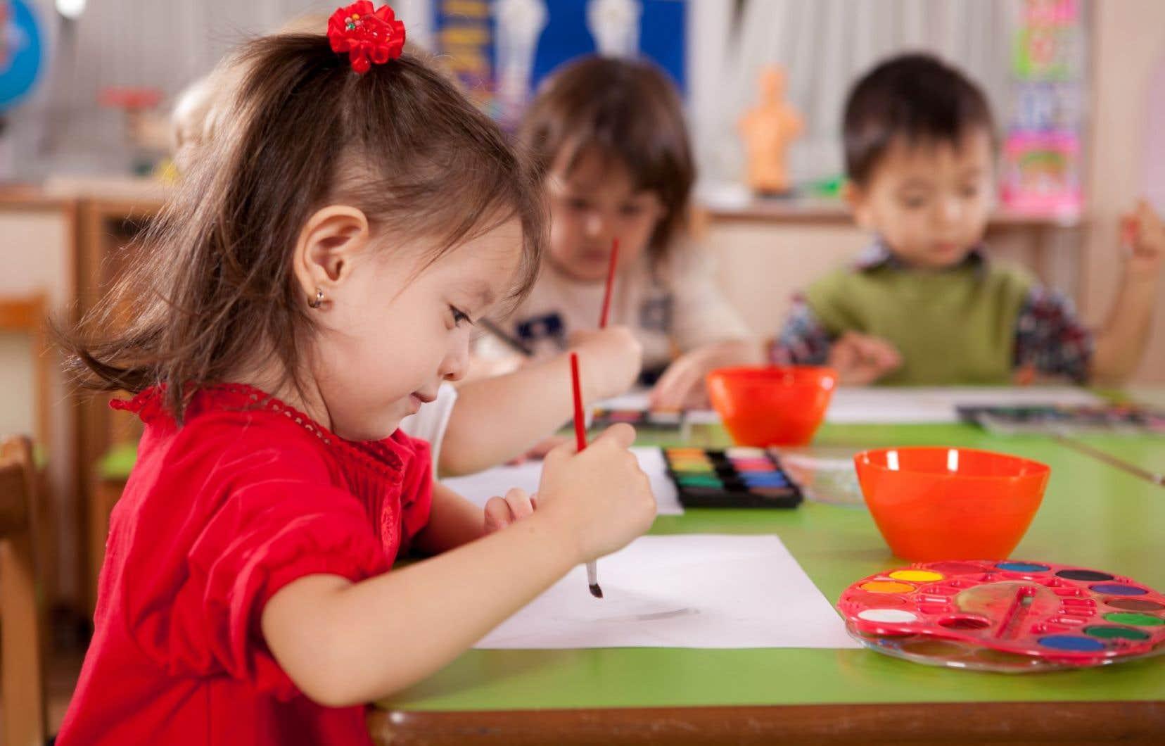 Le problème, note la chercheuse Christa Japel, c'est le manque de qualité des services offerts en maternelle 4 ans.