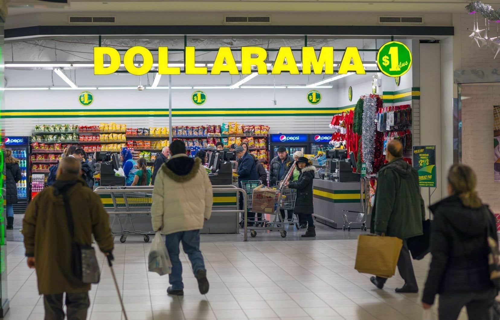 Au cours de la prochaine année financière, Dollarama prévoit ouvrir entre 60 et 70 nouveaux magasins.