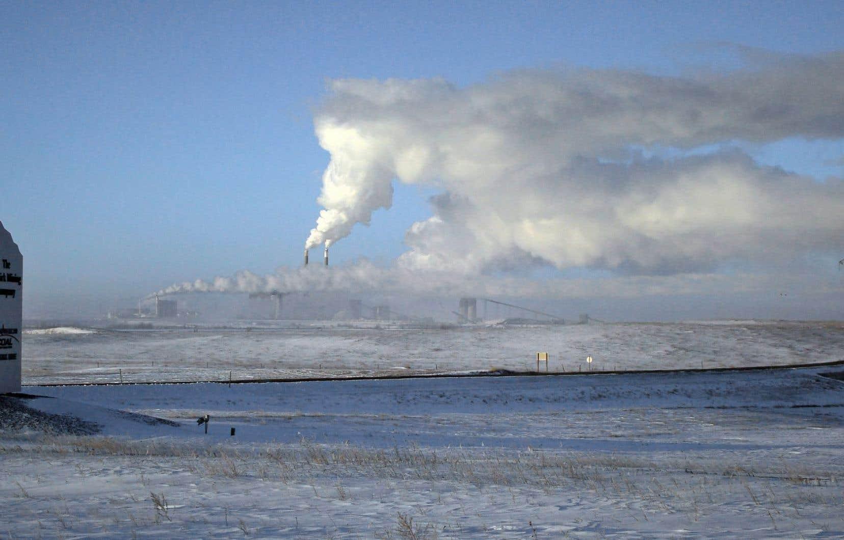 Les États-Unis sont ledeuxième émetteur mondial de gaz à effet de serre.