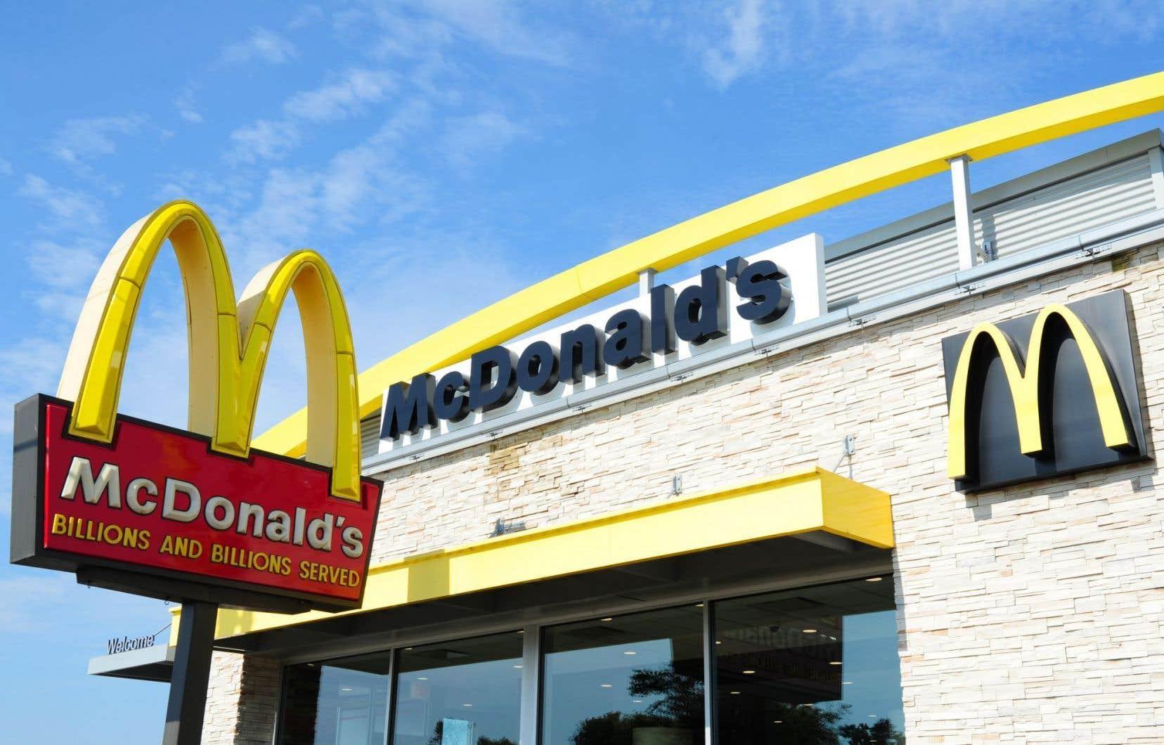 McDonald's Canada assure que ses formulaires de demande d'emploi n'exigent pas de donner le numéro d'assurance sociale, des renseignements bancaires, ni des renseignements sur la santé.