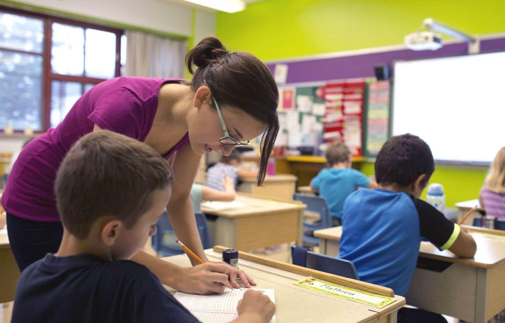 Depuis 1976, la proportion d'élèves du primaire et du secondaire dont la langue maternelle n'est ni le français ni l'anglais est passée de 13,3% à 87,9% en 2015, dans les écoles montréalaises.