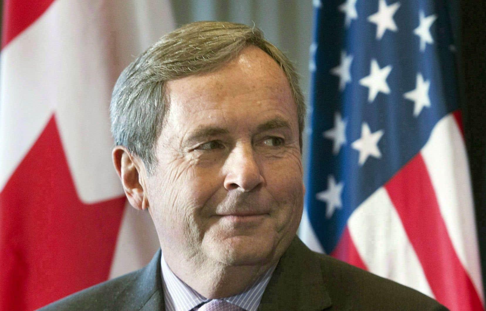 Mieux vaut ne rien signer du tout que de signer une mauvaise entente, selon l'ambassadeur canadien à Washington, David MacNaughton.