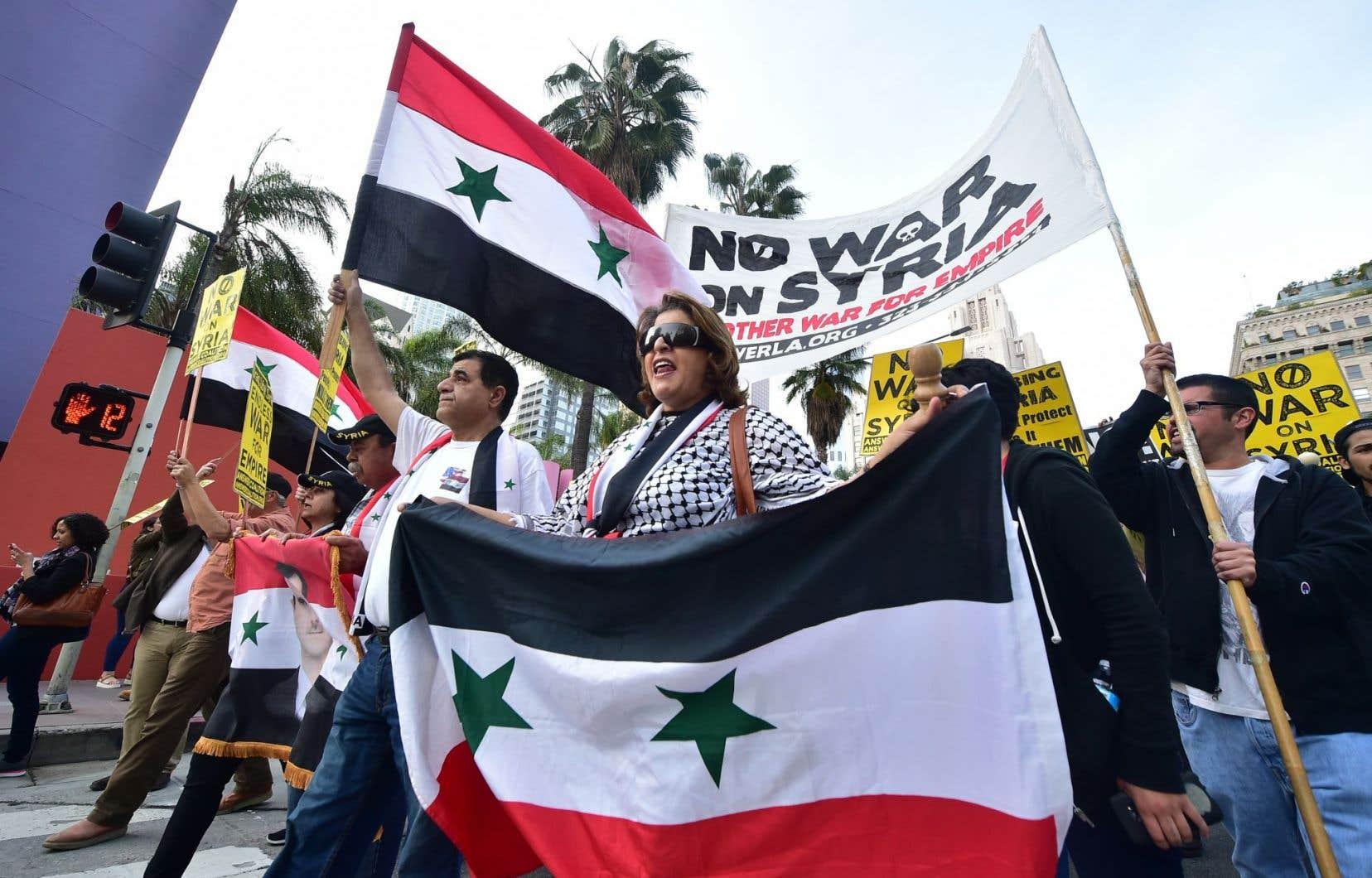 Les bombardements ordonnés par le président américain, Donald Trump, sont incontestablement contraires au droit international, écrit Rémi Bachand.