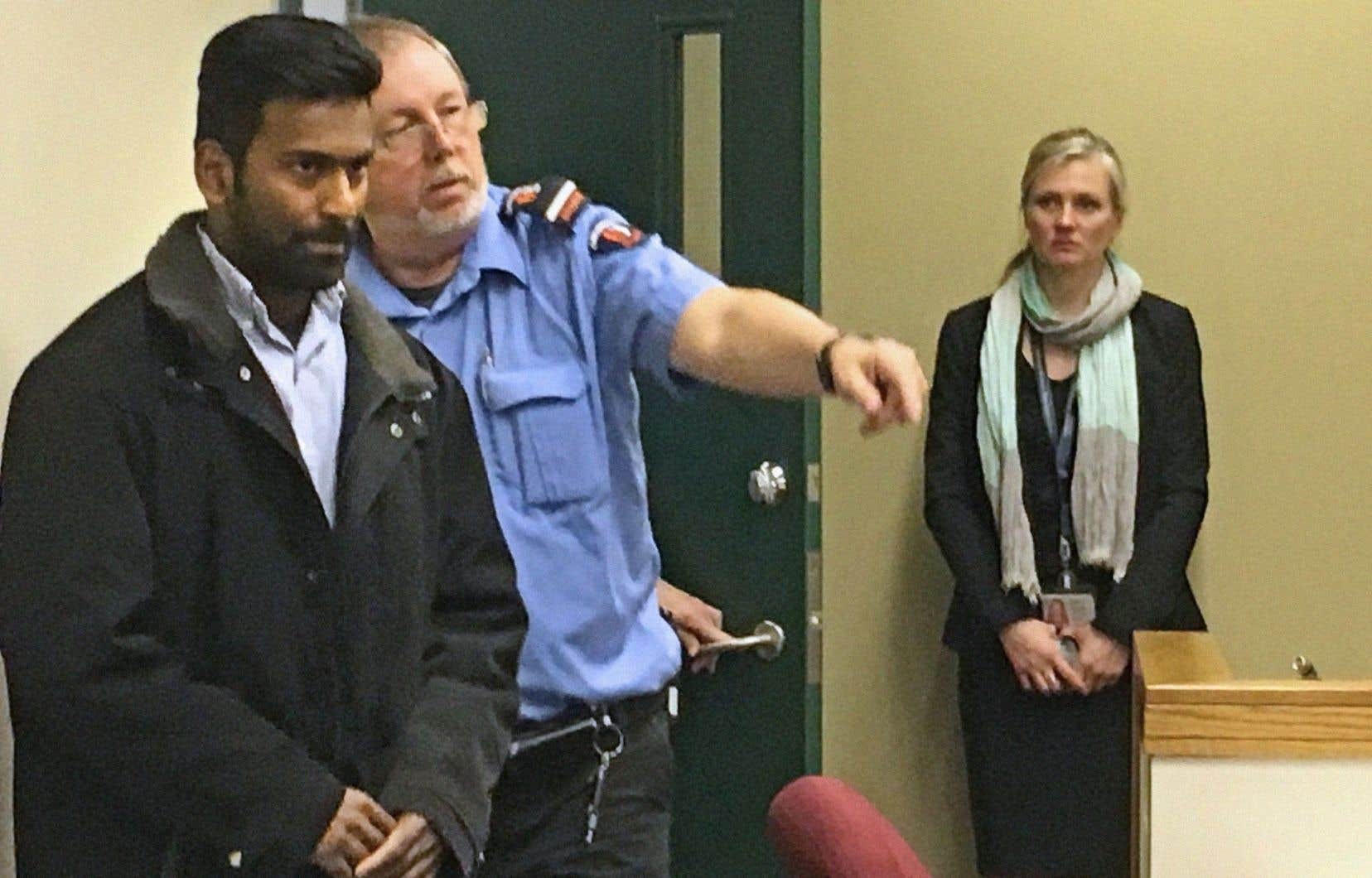Sivaloganathan Thanabalasingham a comparu en début de semaine devant la Commission de l'immigration et du statut de réfugié du Canada (CISR).