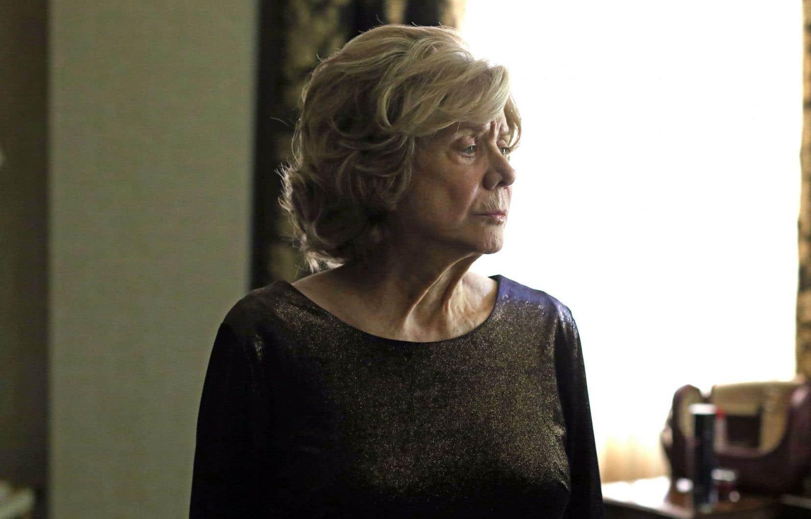 Denise Filiatrault est l'âme de ce film.