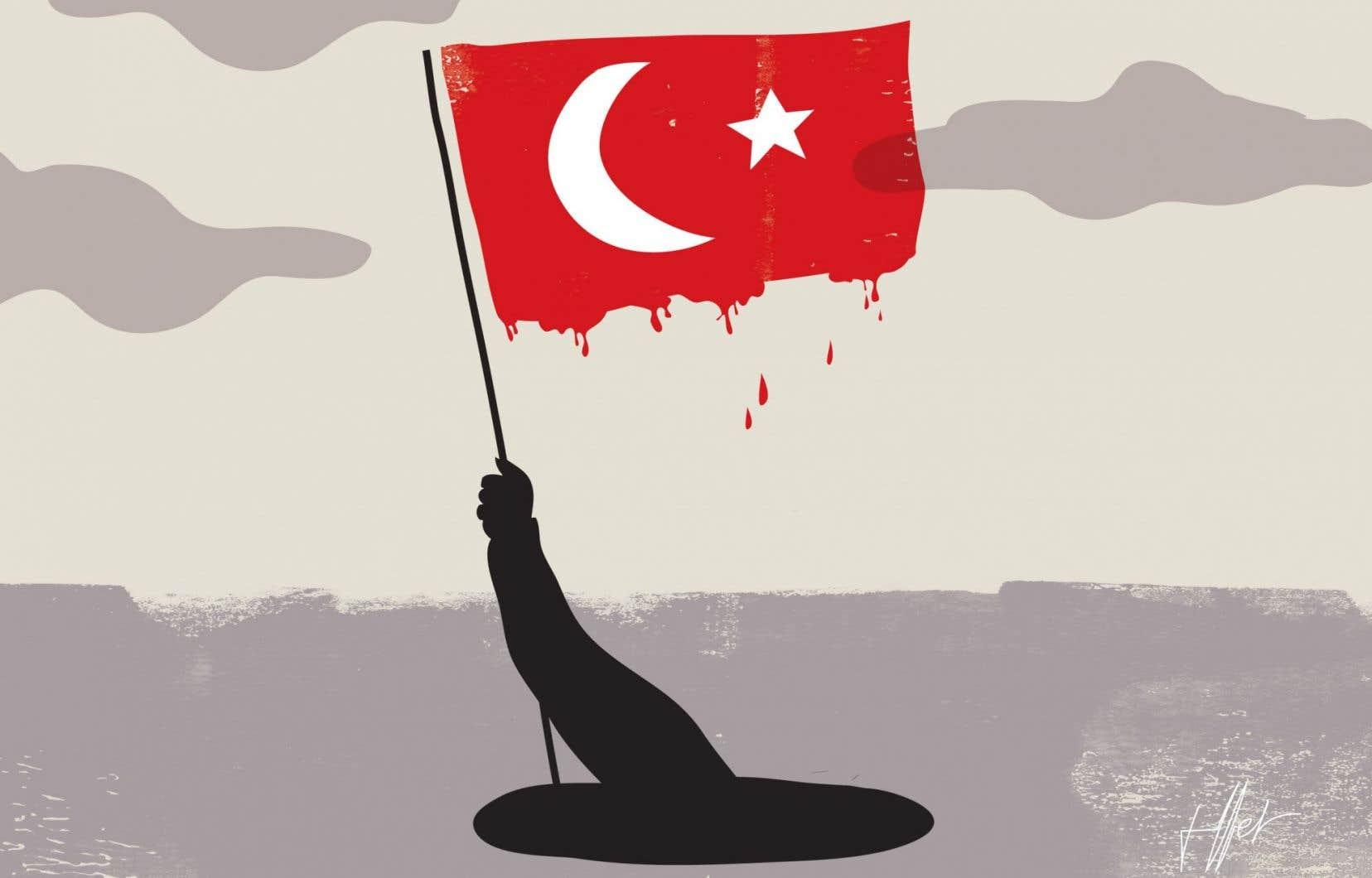 La Turquie a la lourde tâche de demeurer un acteur stable, efficace et crédible dans un environnement géopolitique en pleine ébullition, écrit l'auteur.