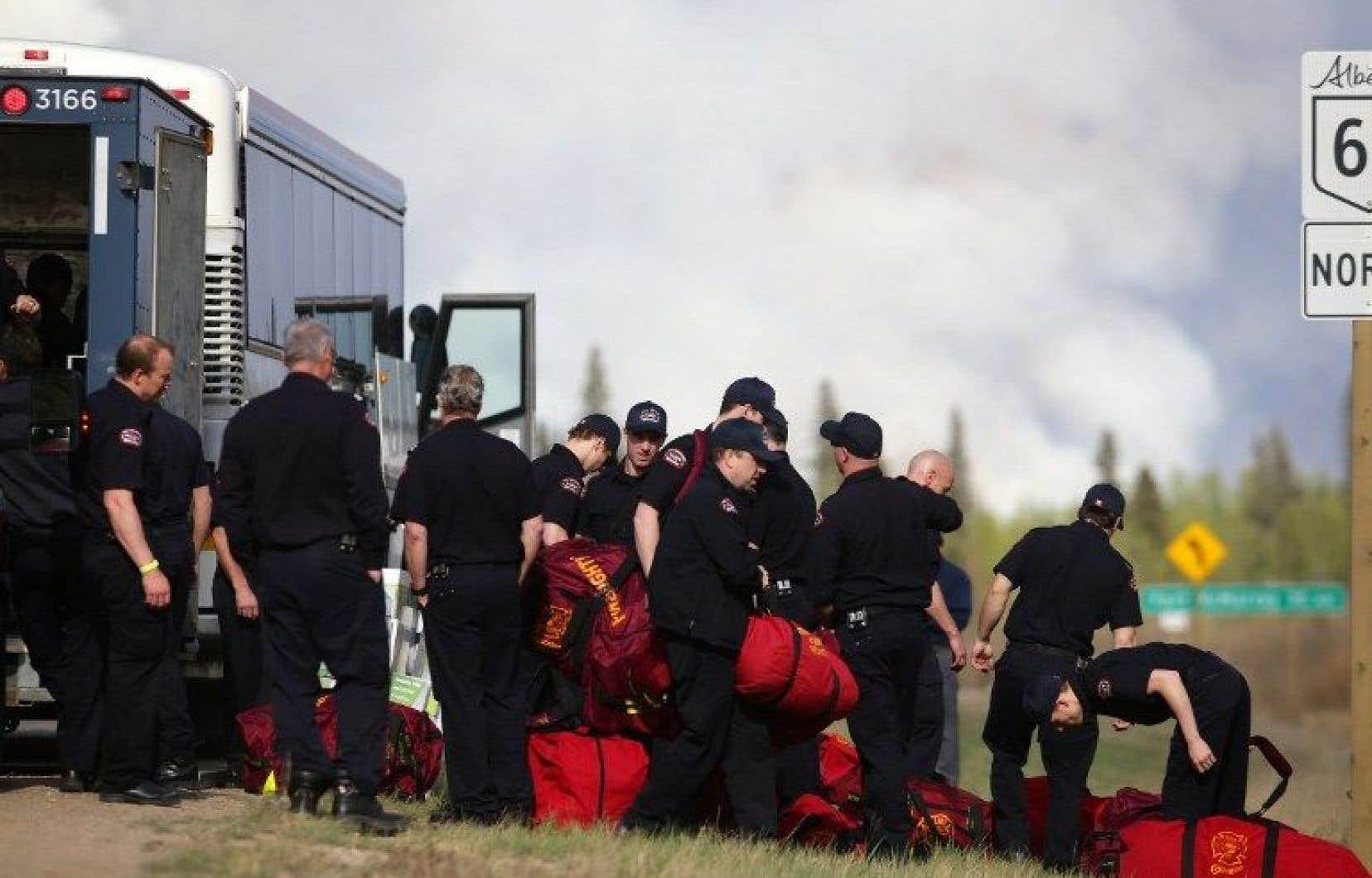 Un pompier sur six a reçu un diagnostic de dépression ou d'anxiété.