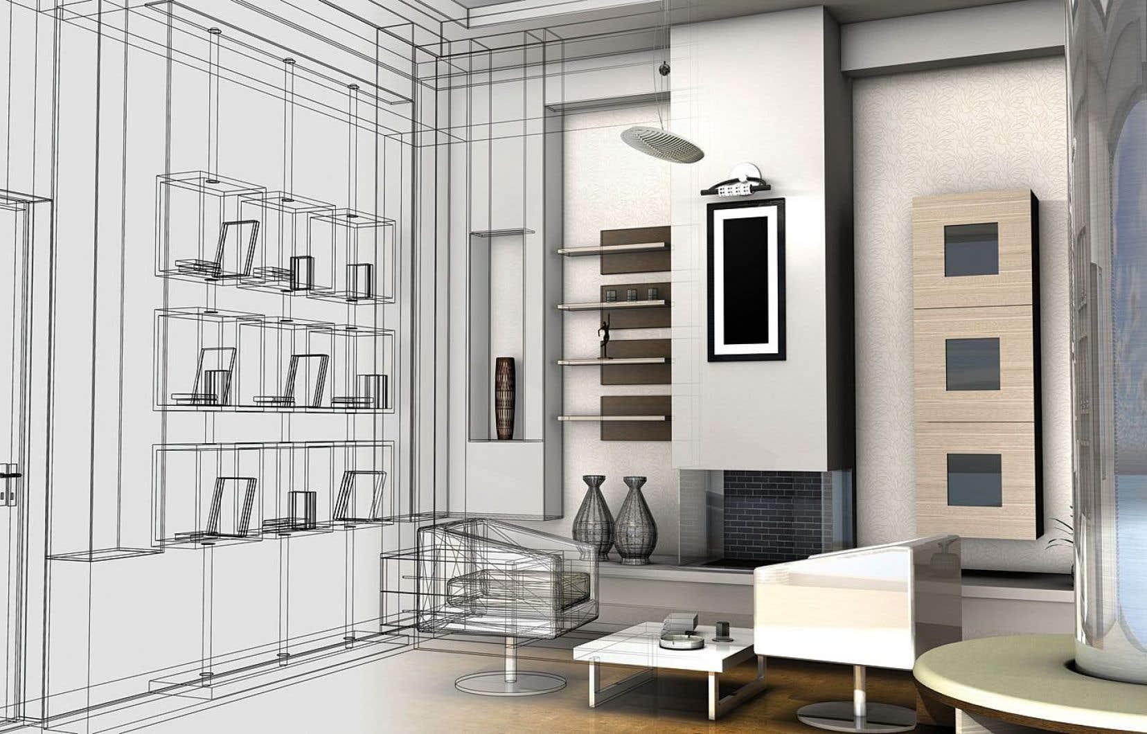 le nouveau dess en design d int rieur le devoir. Black Bedroom Furniture Sets. Home Design Ideas