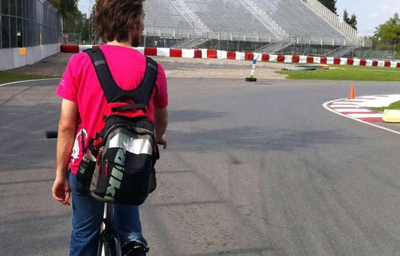 Le circuit Gilles-Villeneuve sera fermé aux cyclistes, coureurs et amateurs de patins à roues alignées du 8 mai au 4 septembre.
