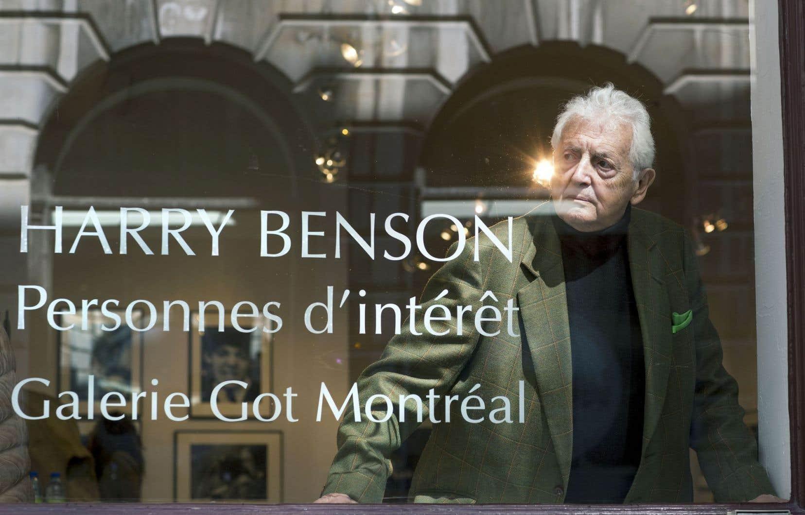 Le photographe Harry Benson a côtoyé les plus grands noms du XXesiècle.