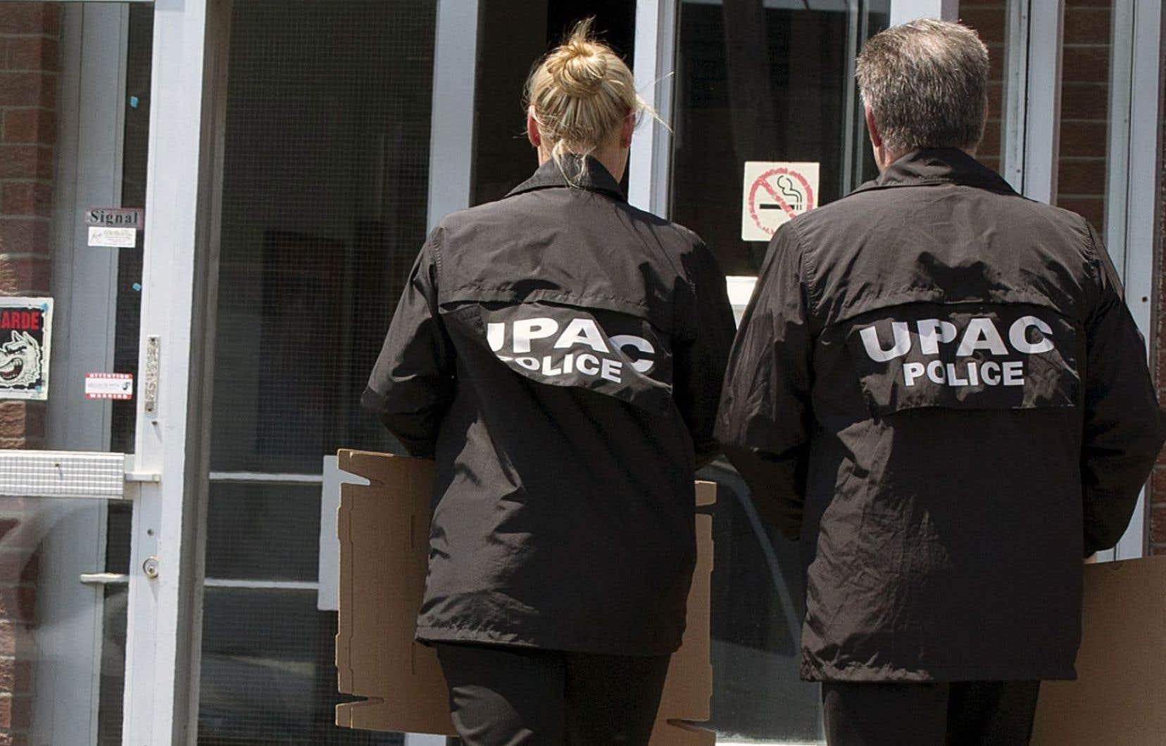 «Il est crucial que l'UPAC identifie rapidement l'origine des fuites et prenne les mesures appropriées [...]», estime l'auteur.