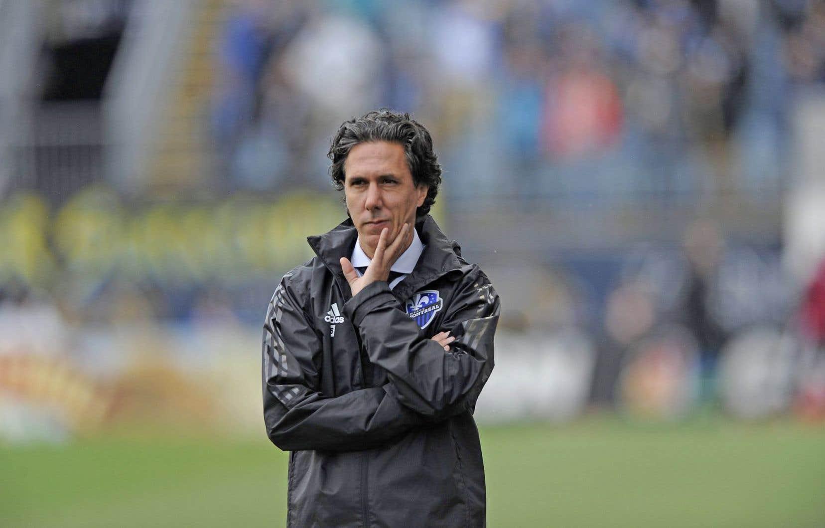 À la défensive, une option pour l'entraîneur Mauro Biello serait de faire confiance à Wandrille Lefèvre.