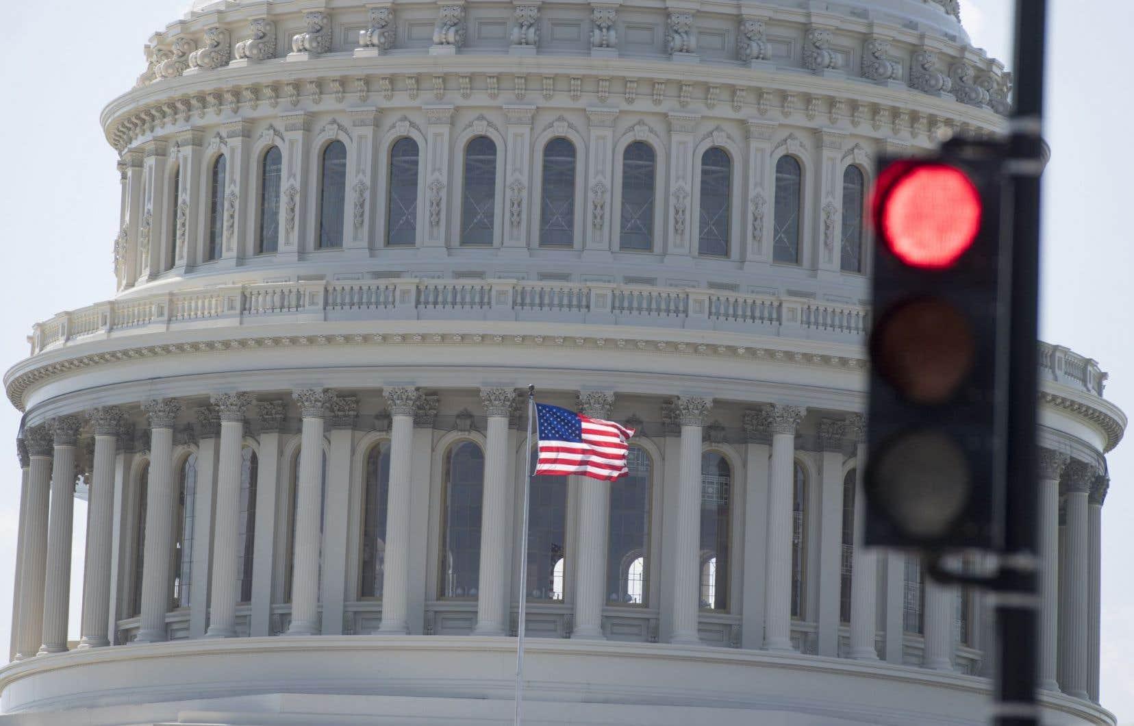 L'opposition démocrate et la majorité républicaine ont négocié pendant plusieurs semaines.