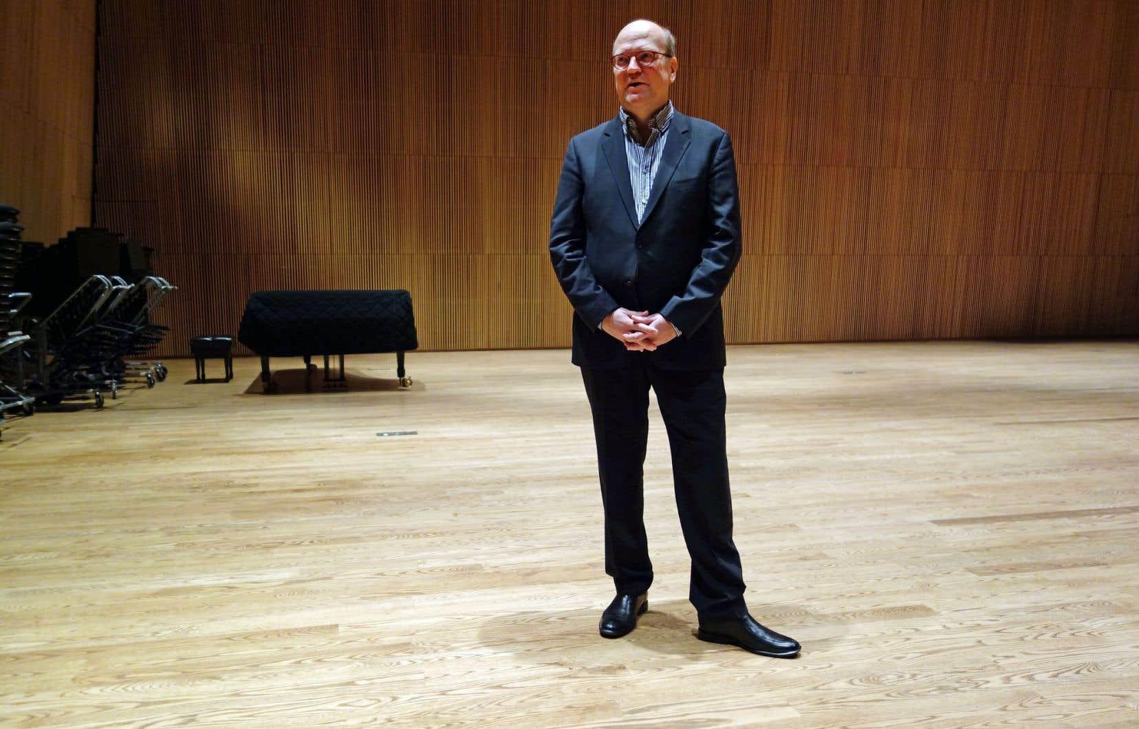 Bernard Labadie sera sur la scène du Carnegie Hall le 7 décembre.
