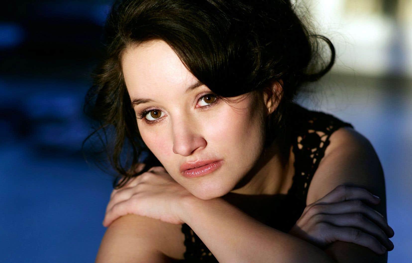 La soprano allemande Anna Prohaska sera, dans le rôle de Cupidon, la vedette de la distribution du «King Arthur» de Purcell dirigé par Bernard Labadie.
