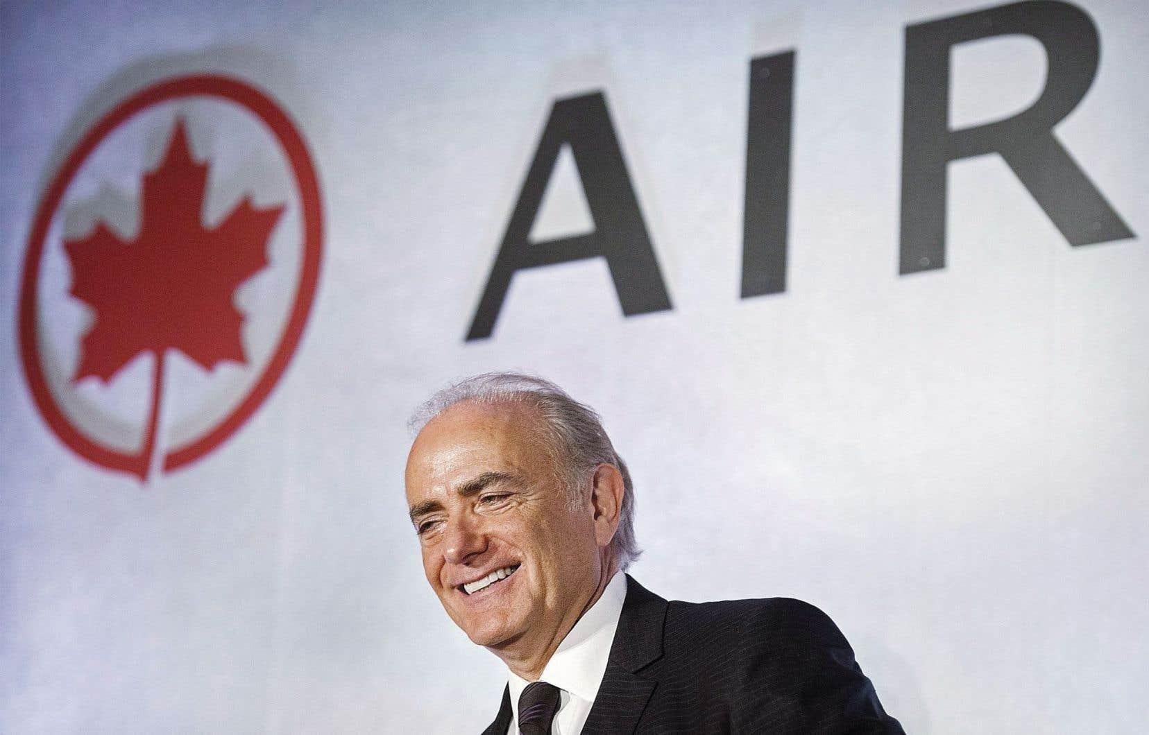 Selon Calin Rovinescu, Air Canada n'aura pas de difficultés à s'ajuster à l'intention de WestJet d'étendre la portée de son service.