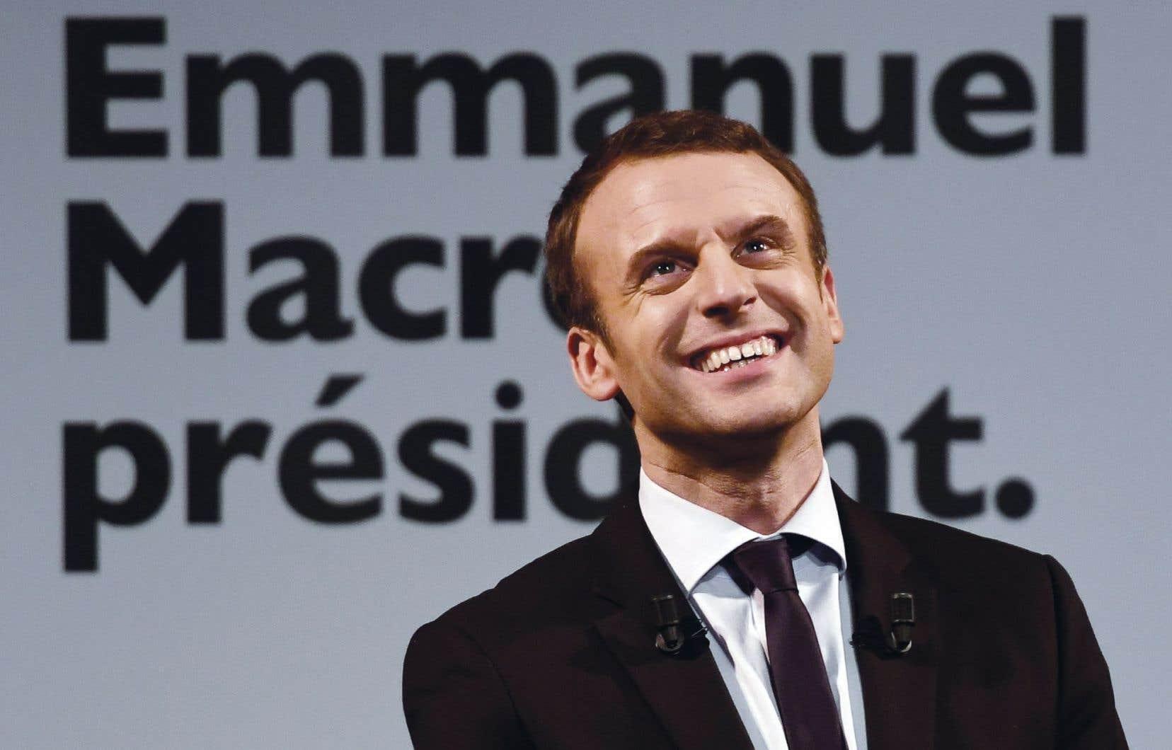 M. Macron a peu d'expérience politique: deux ans comme conseiller de l'Élysée puis deux ans à titre de ministre de l'Économie.