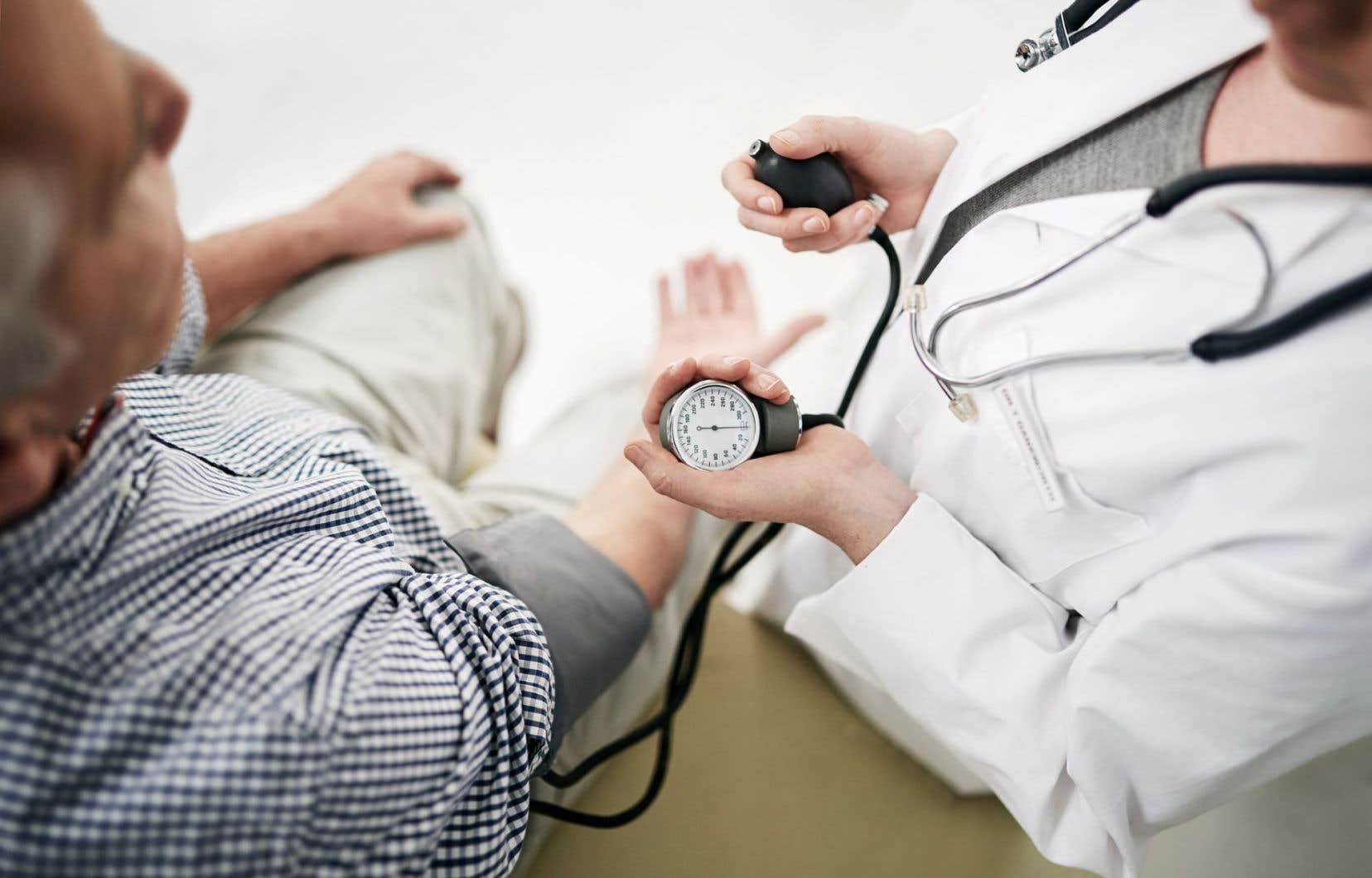 Dans le Bas-Saint-Laurent, des compressions budgétaires de 12 millions en santé sont en cours.