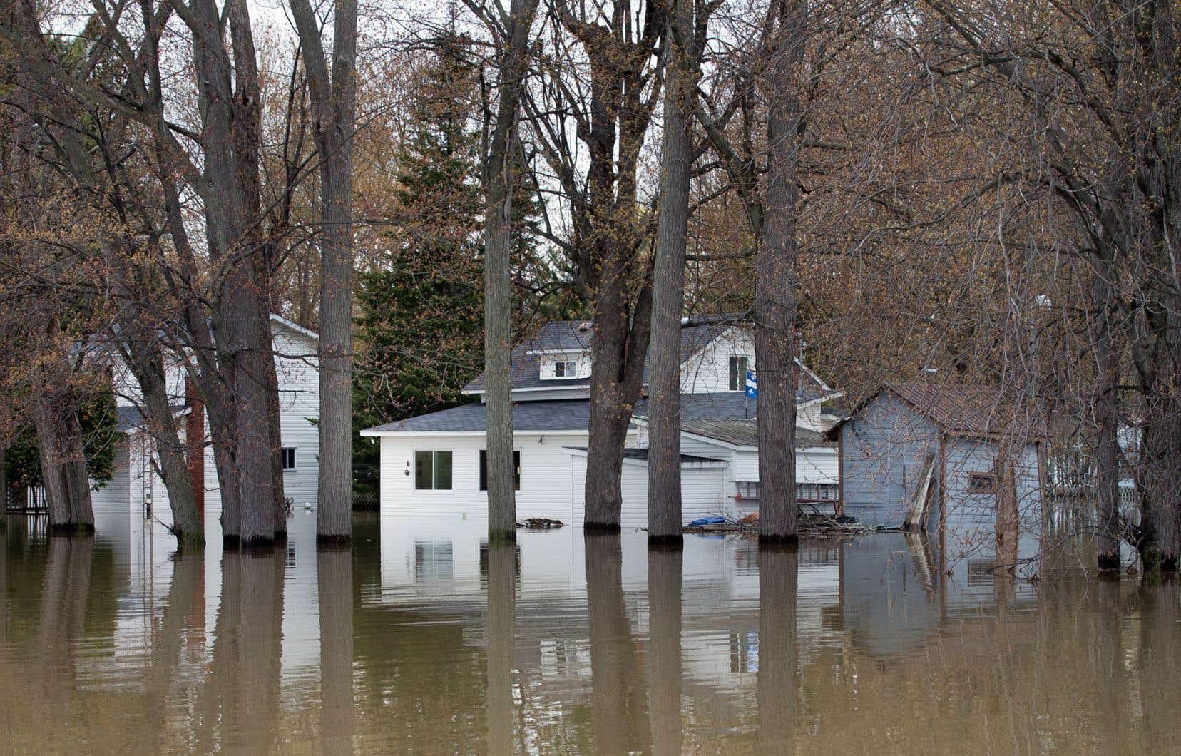 Les sinistres causés par l'eau sont parmi les plus coûteux au pays.