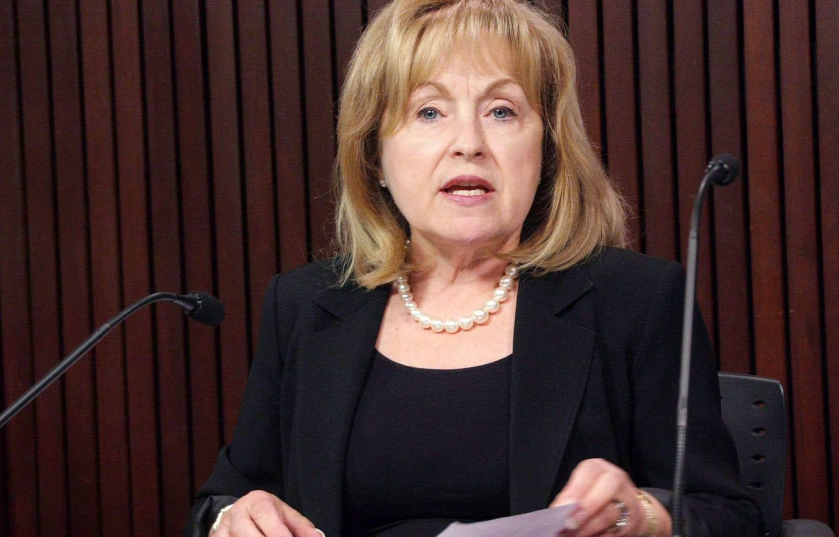 Madeleine Meilleura occupé plusieurs postes au sein du gouvernement ontarien, dont celui de ministre déléguée aux Affaires francophones.