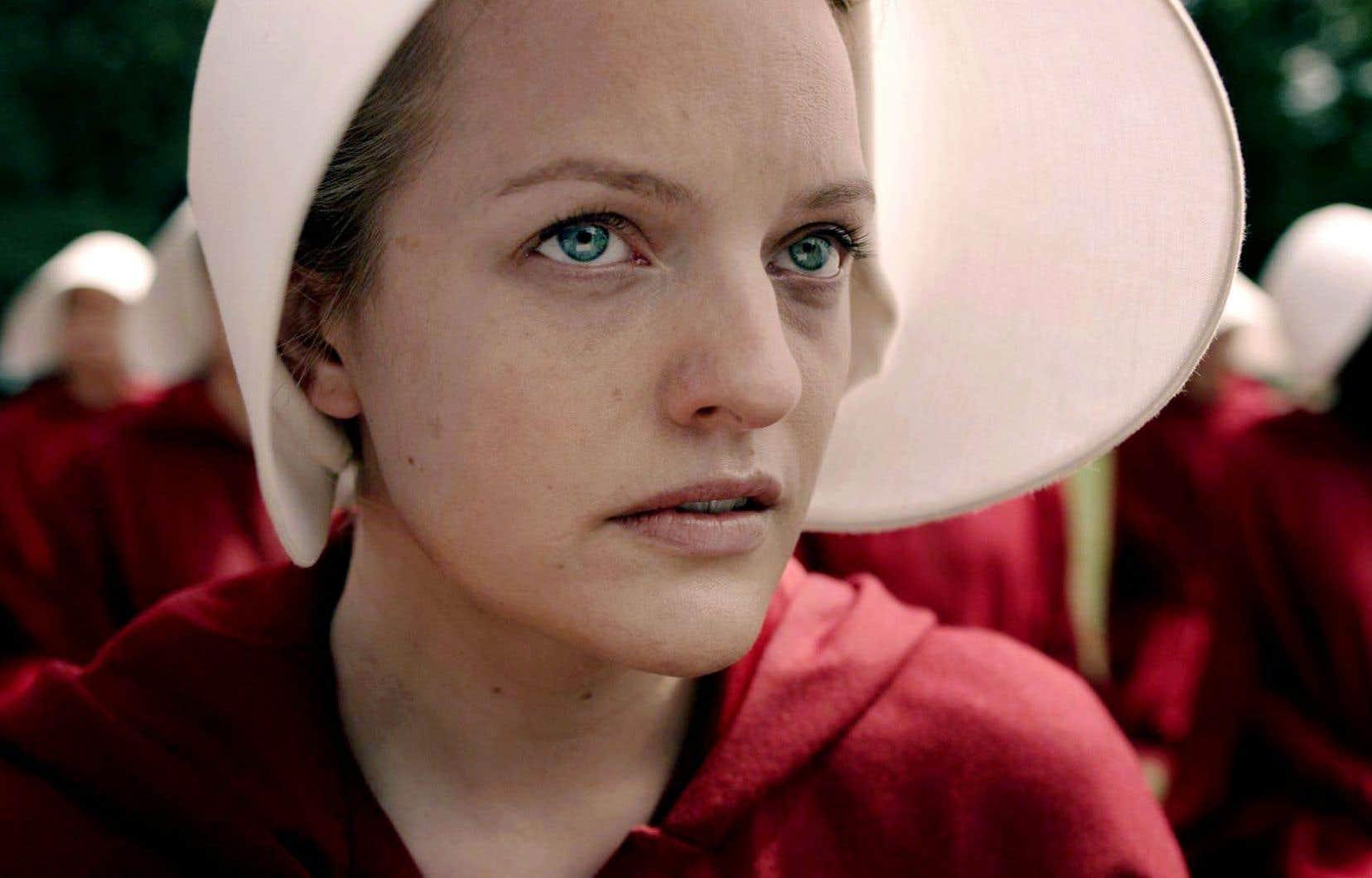 Dans l'univers de Gilead inventé par Atwood dans «The Handmaid's Tale», les femmes n'ont plus de voix. Elles ne sont que fonction.