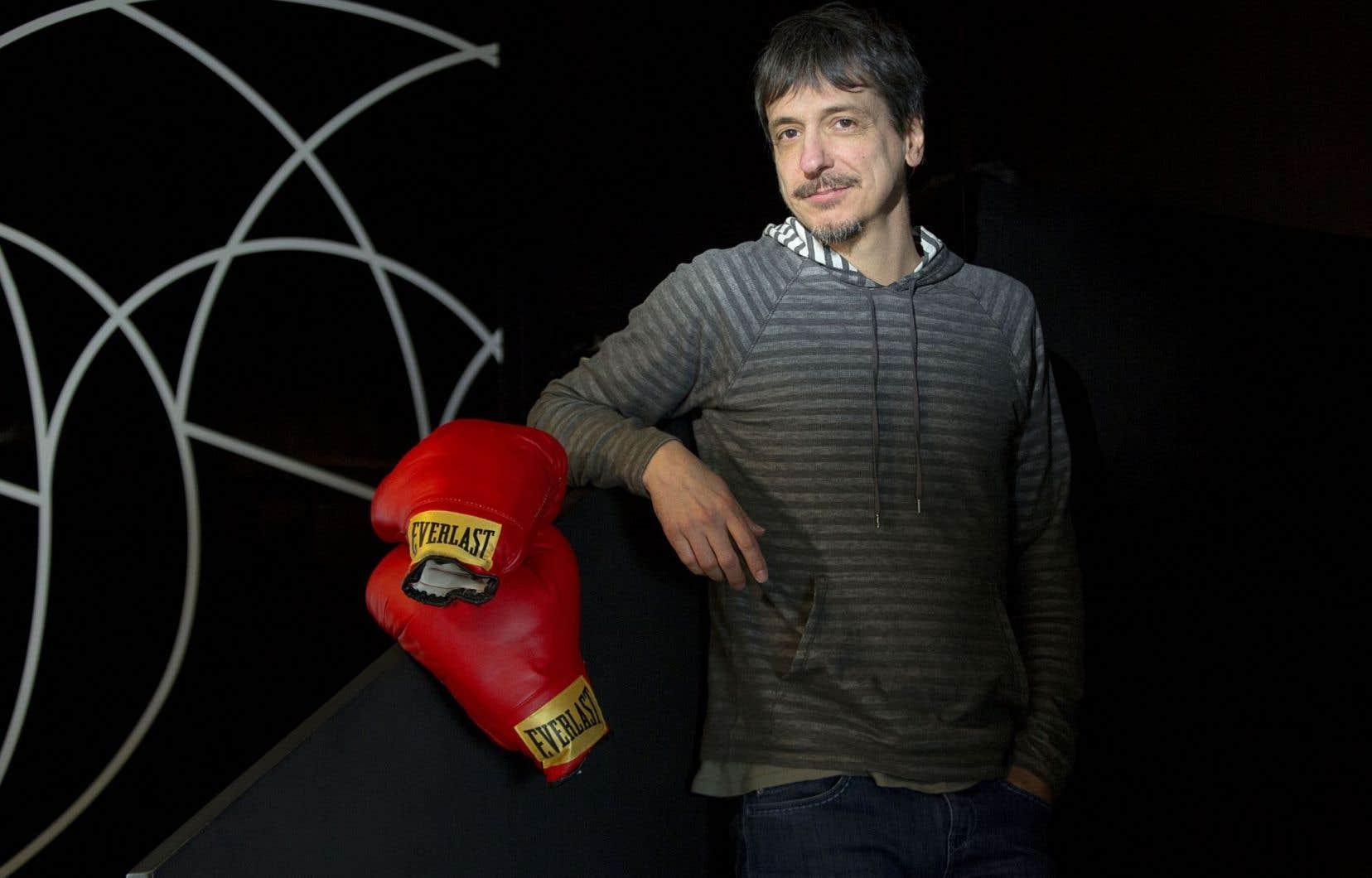 Le cinéaste québécois Philippe Falardeau signe avec «Chuck» son plus récent long métrage.