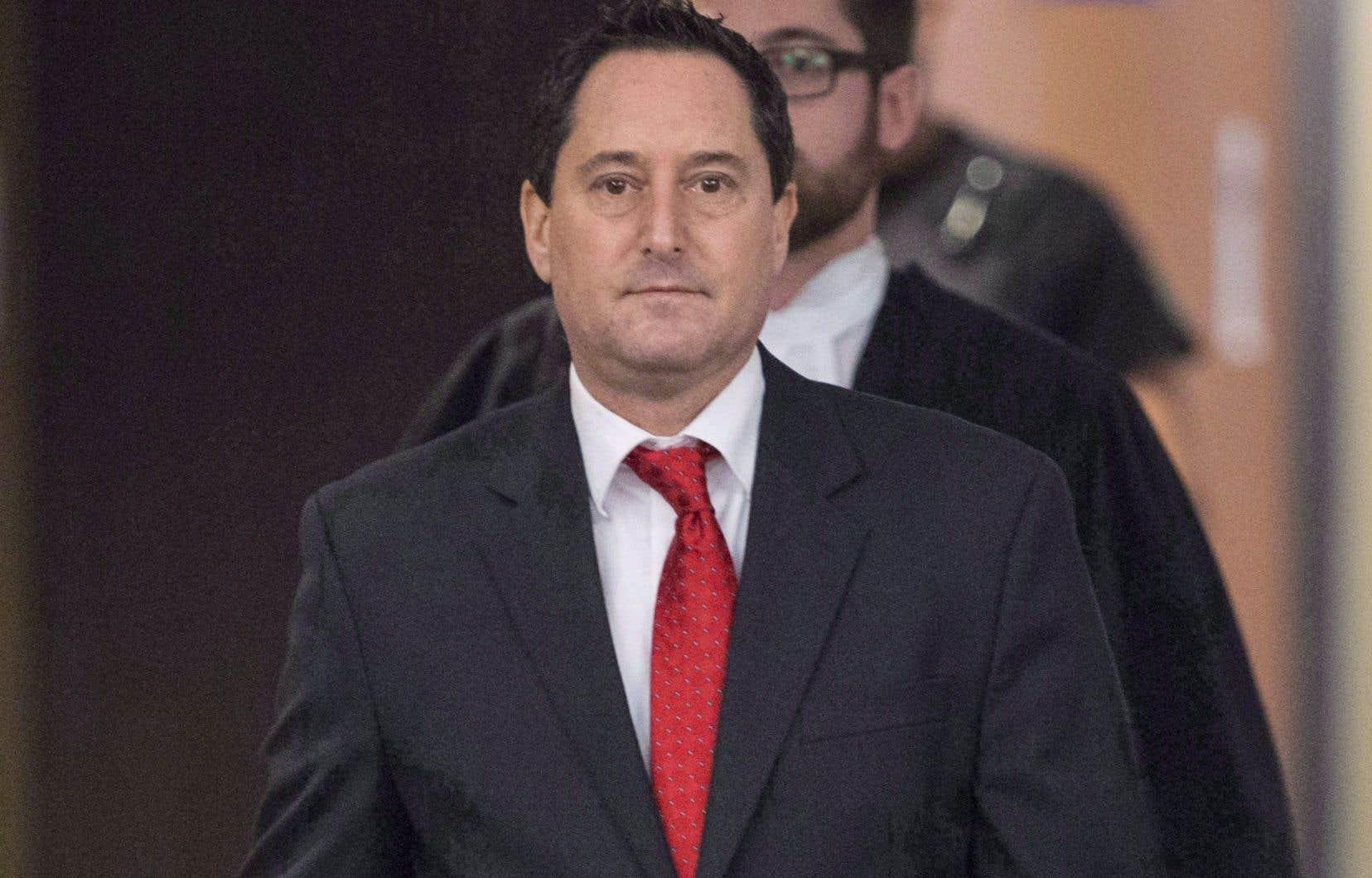L'ancien maire de Montréal Michael Applebaum