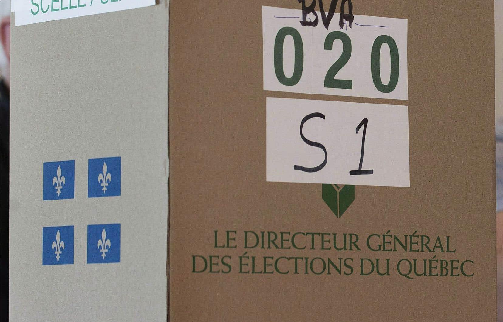Le scrutin aura lieu le 29mai. Quelque 44000 électeurs pourront exercer leur droit de vote, selon le DGE.