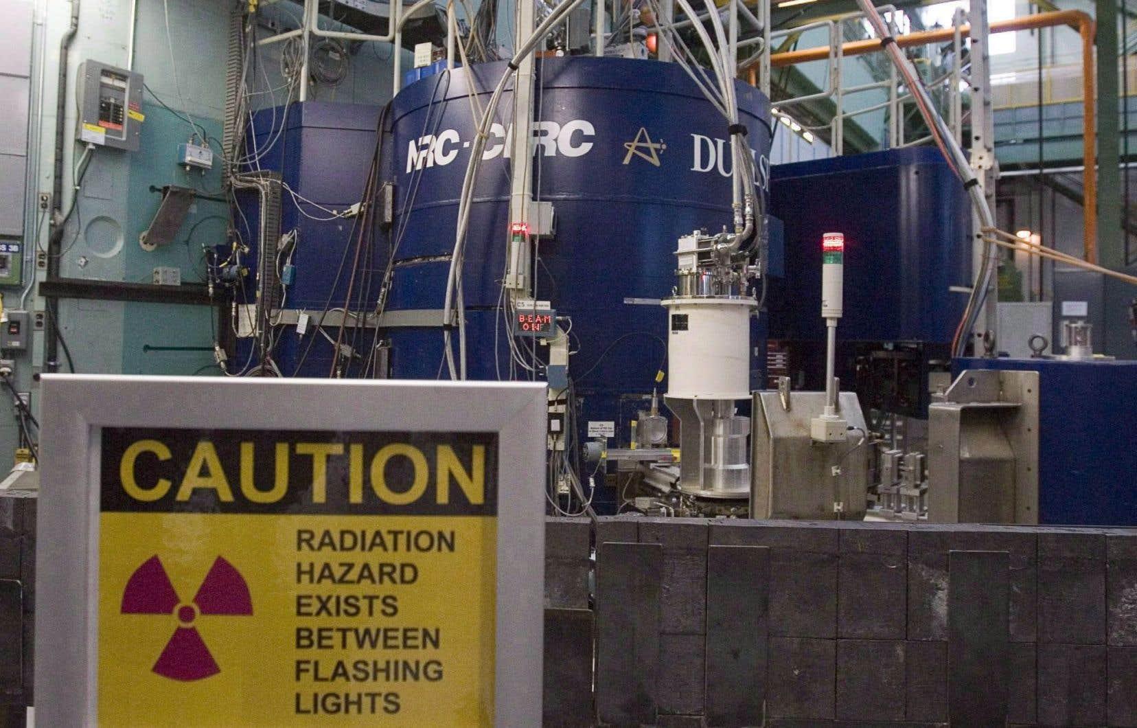 Le dépotoir projeté par Laboratoires nucléaires Canada serait situé à Chalk River, en Ontario, à un kilomètre de la rivière des Outaouais.