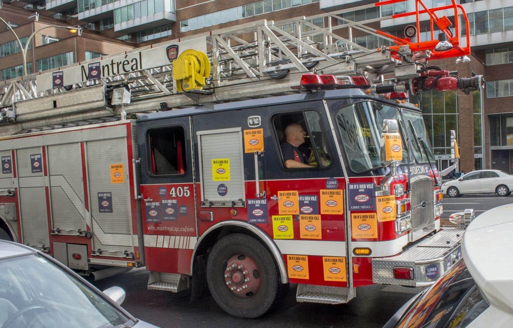 La mésentente portait sur le régime de retraite des 2400 pompiers, ainsi que sur plusieurs différends des dernières années en matière de relations de travail.