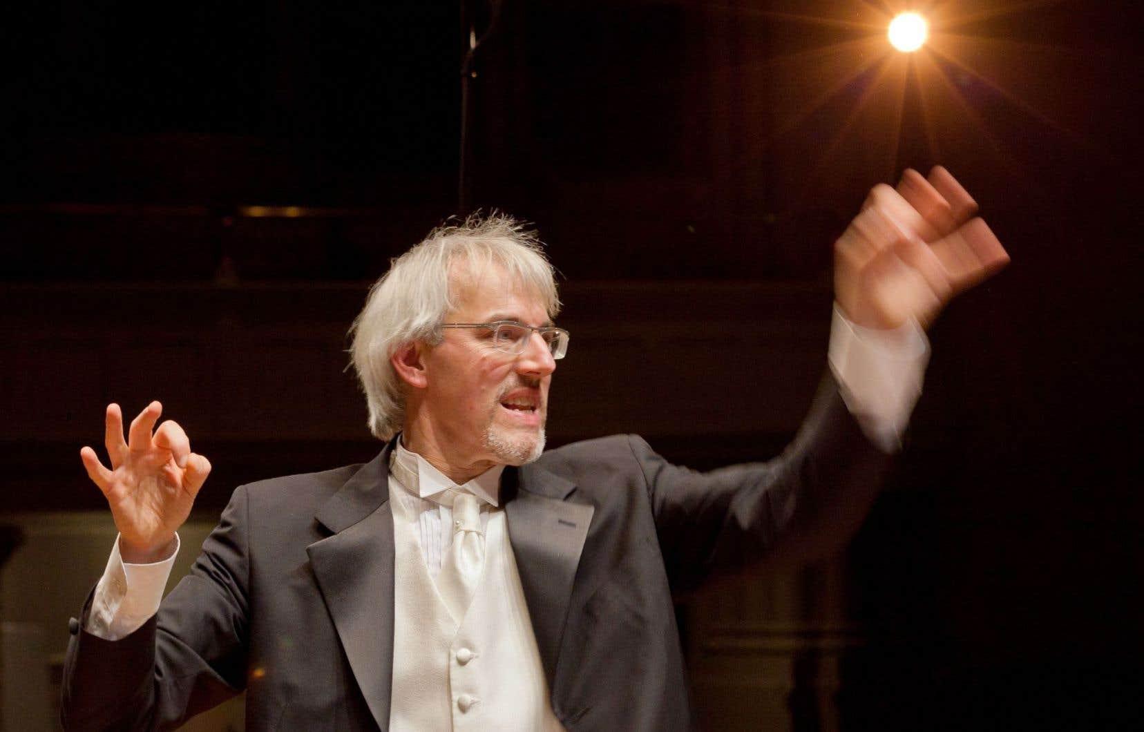 Matthias Maute en compagnie de Caprice inaugurera la 15eédition du festival Montréal baroque avec les «Vêpres de la Vierge».