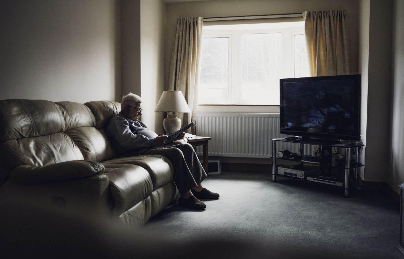 «Les propriétaires n'avaient pas et n'ont toujours pas de préjugés défavorables envers les aînés, une clientèle appréciée», écrit Hans Brouillette.