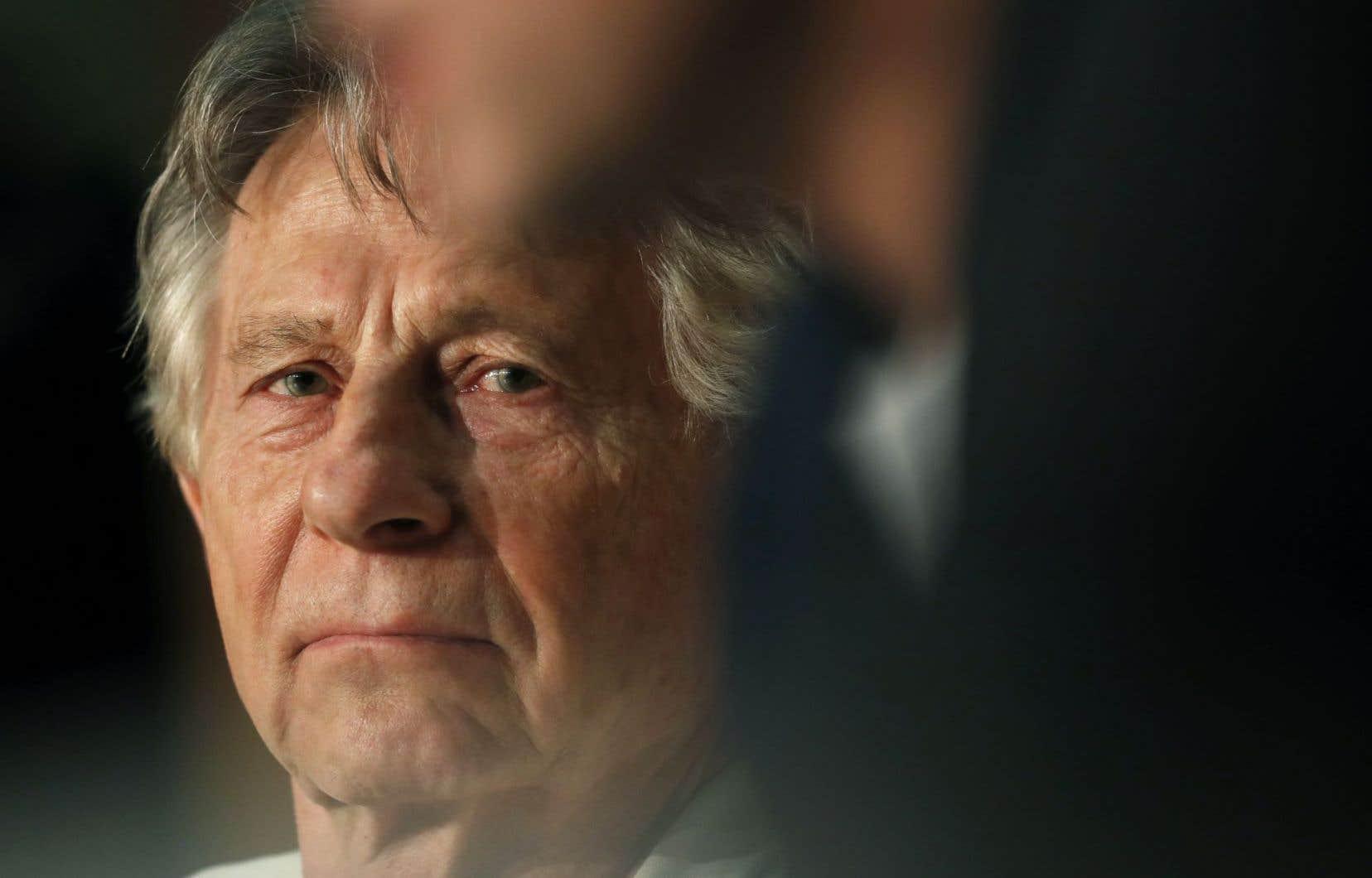 Le cinéaste français Roman Polanski