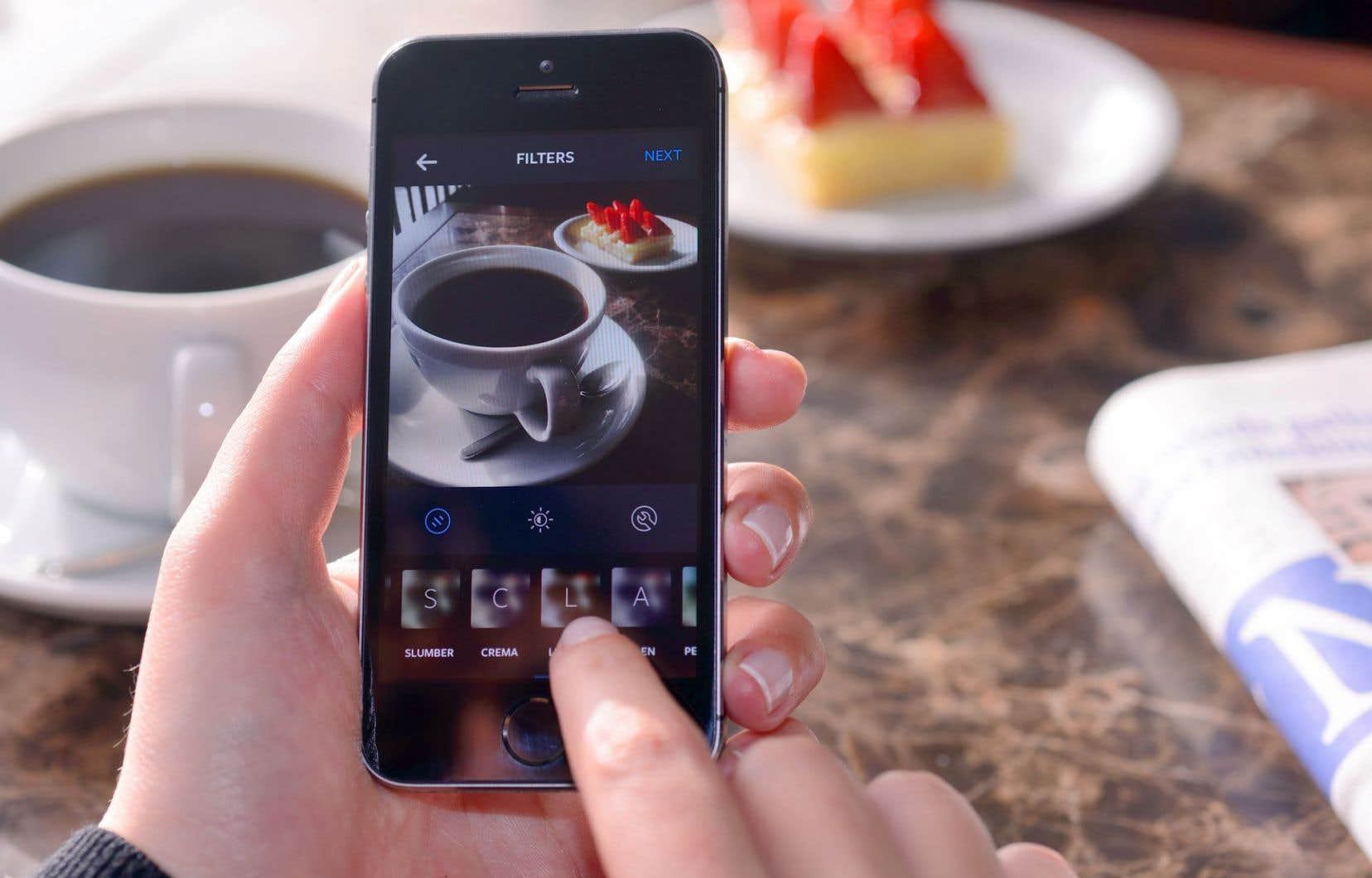 Selon Camille Trudelle, chercheuse en communication, le profil type de l'utilisateur d'Instagram intéressé par l'alimentation est une jeune femme avec un niveau de scolarité élevé.
