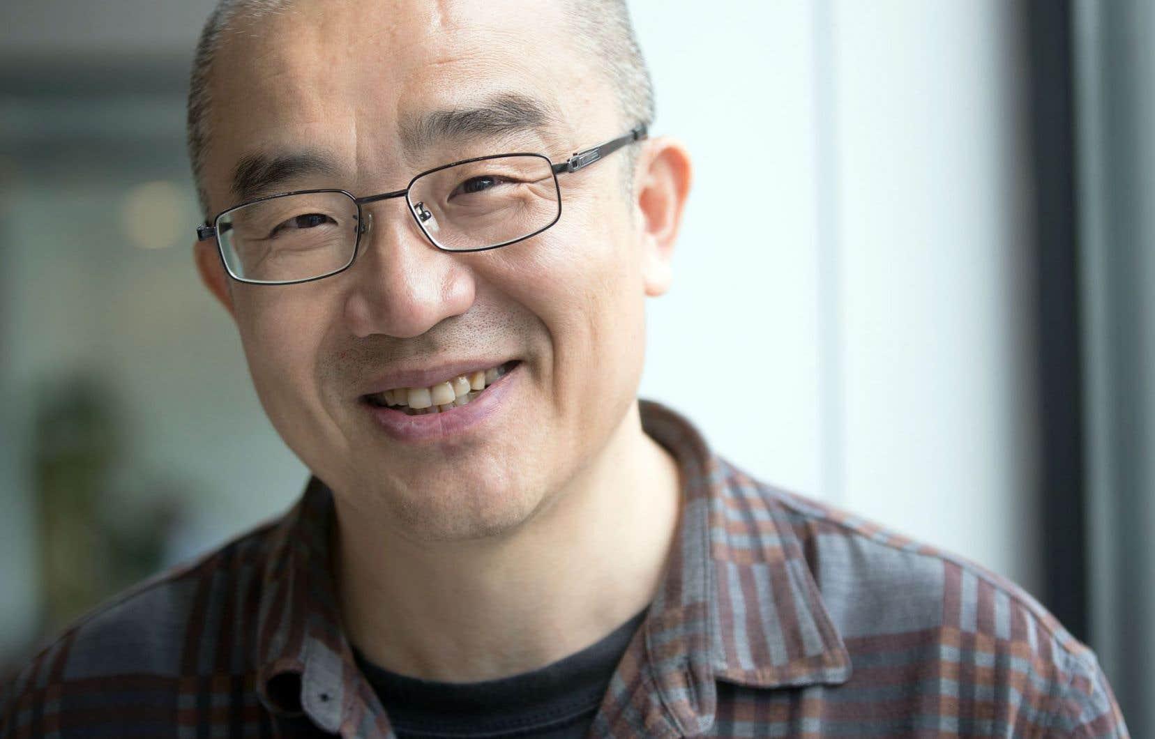 L'écrivain montréalais d'origine chinoise Xue Yiwei est célébré dans son pays d'origine, mais pratiquement inconnu dans sa patrie d'adoption.