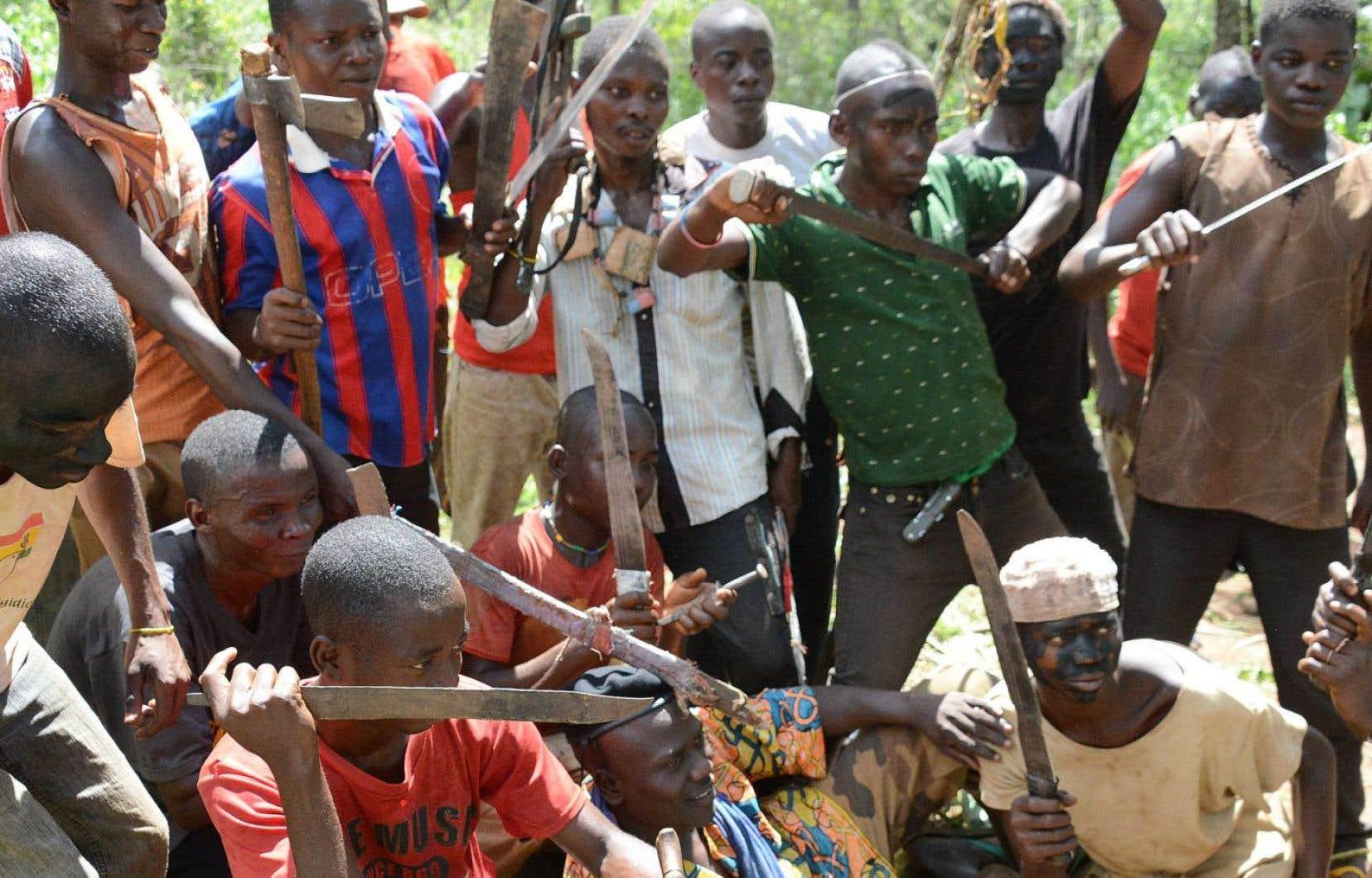 La Centrafrique a basculé dans les massacres de masse en 2013 avec le renversement du président Bozizé par l'ex-Séléka, entraînant une contre-offensive des anti-Balakas.
