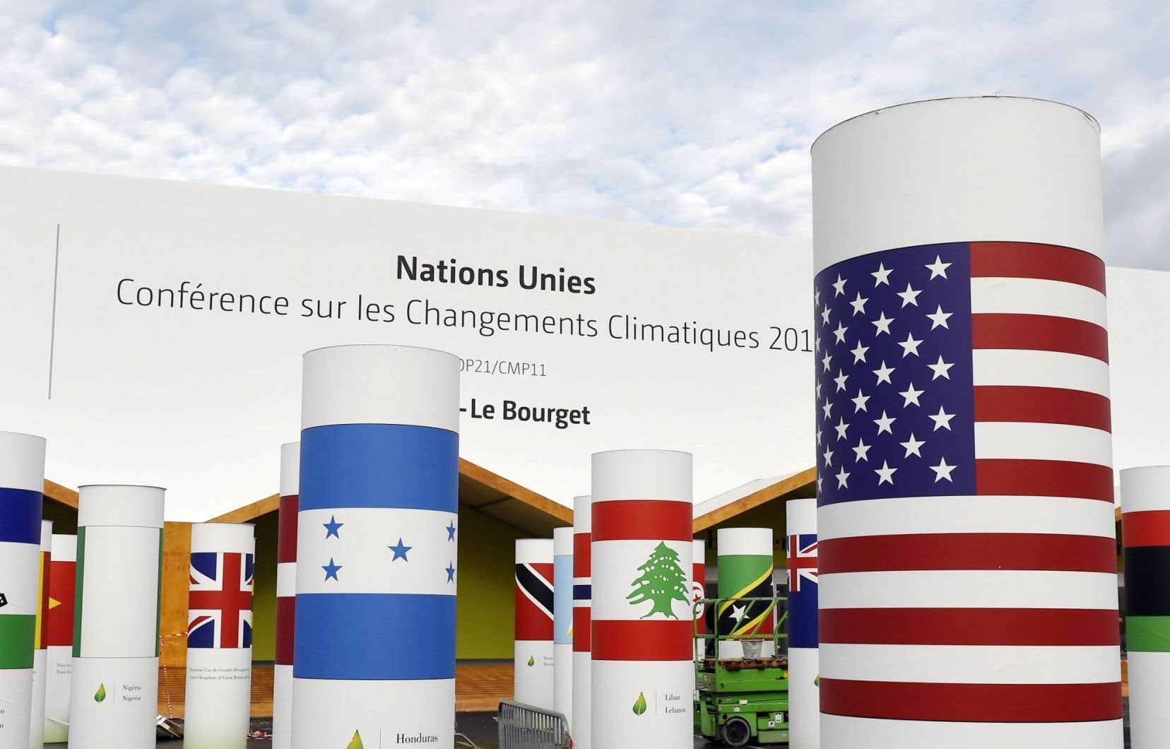 Officiellement, la Chambre de commerce américaine, que certains membres influents ont quittée ces dernières années, s'oppose à l'Accord de Paris.