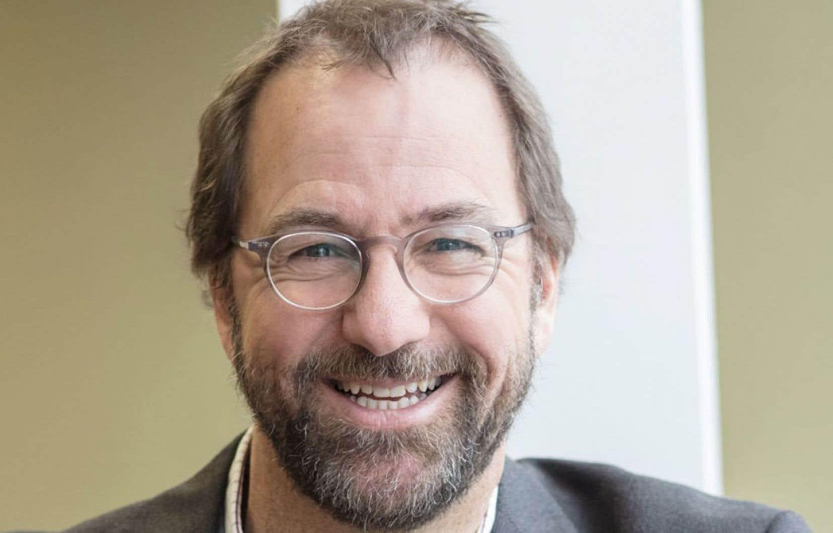 Le président de la Fédération des commissions scolaires du Québec, Alain Fortier