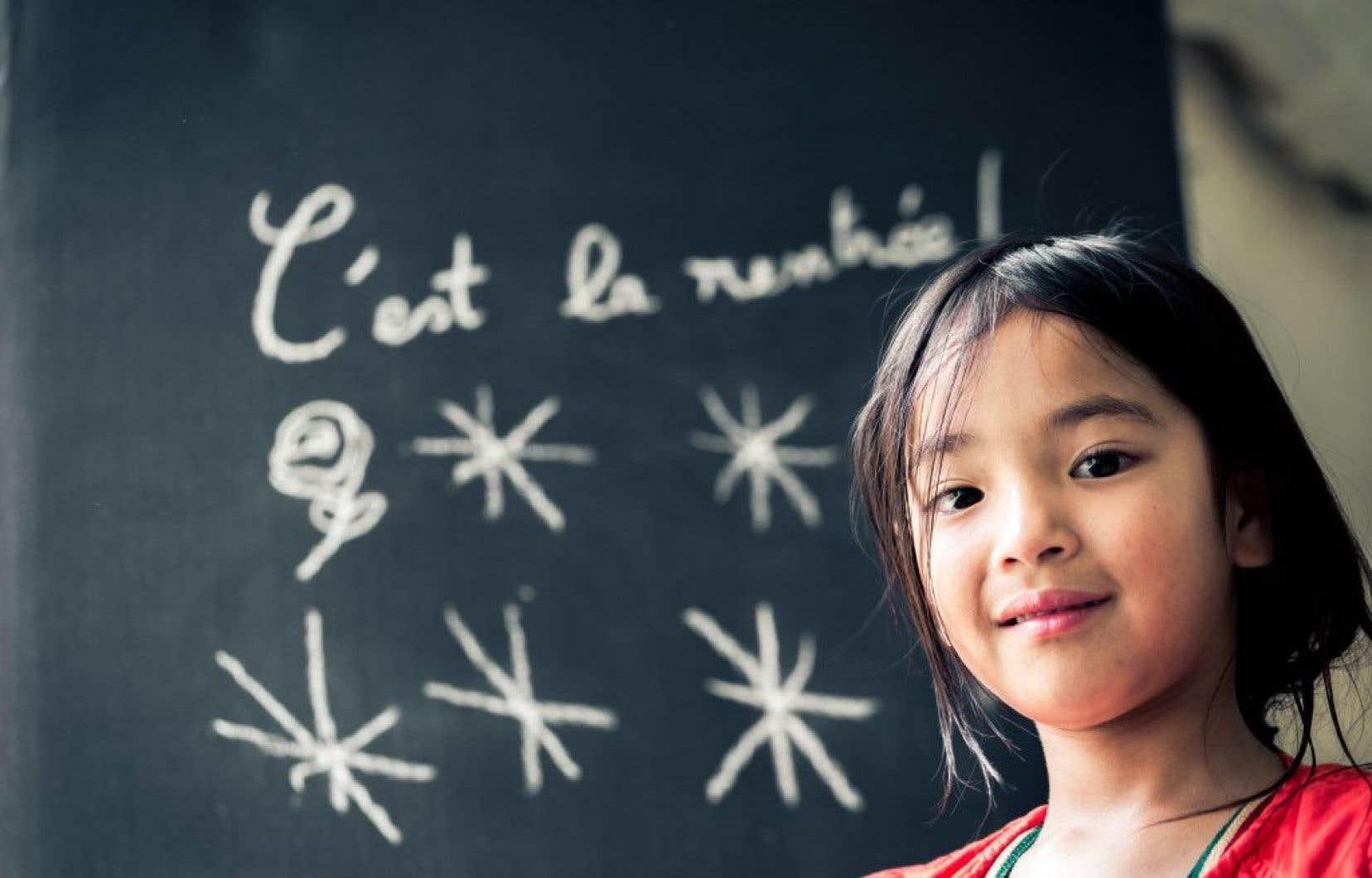 En plus des Français, la communauté francophone de la région compte des Belges, des Suisses, mais aussi des Québécois.